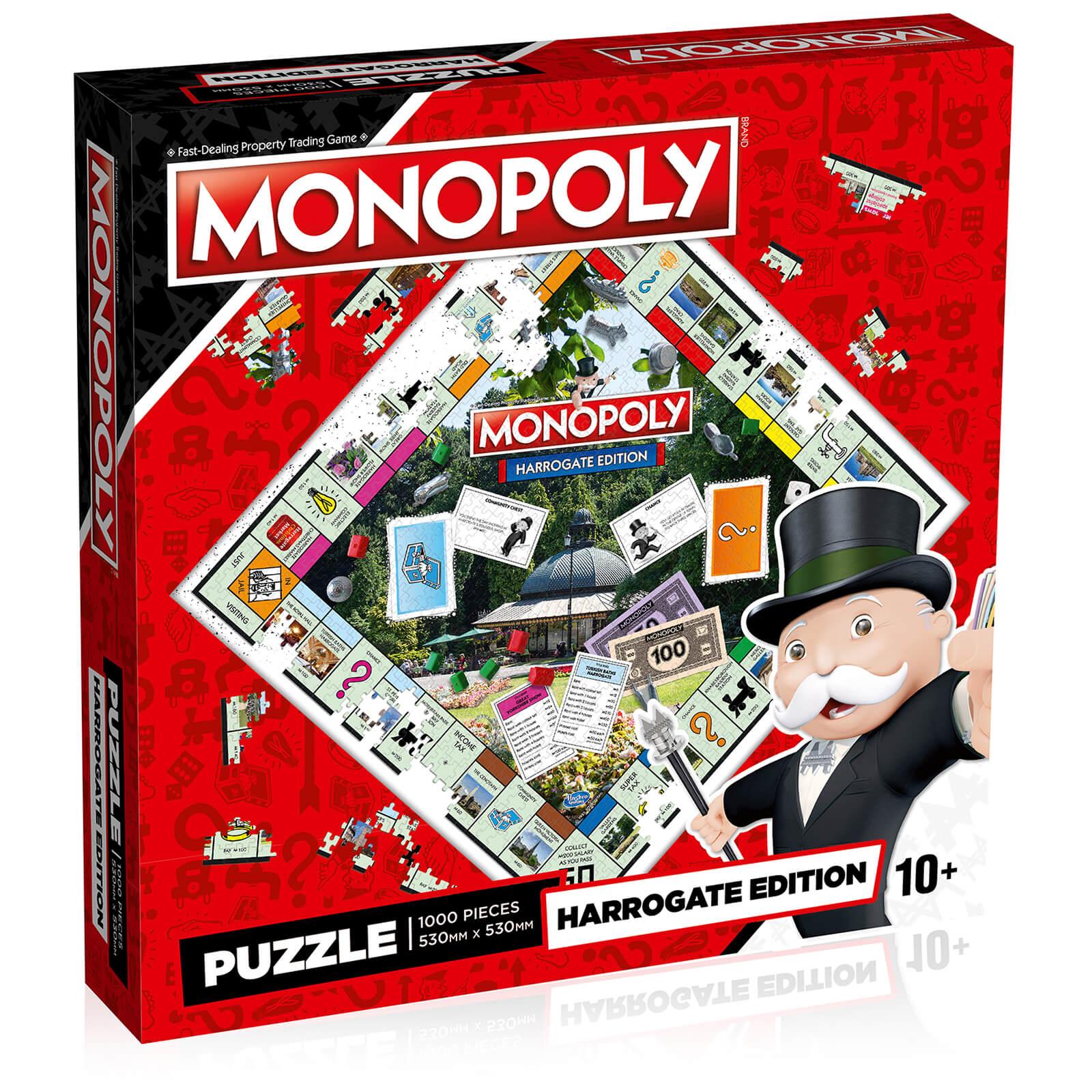 Image of Harrogate Monopoly Jigsaw