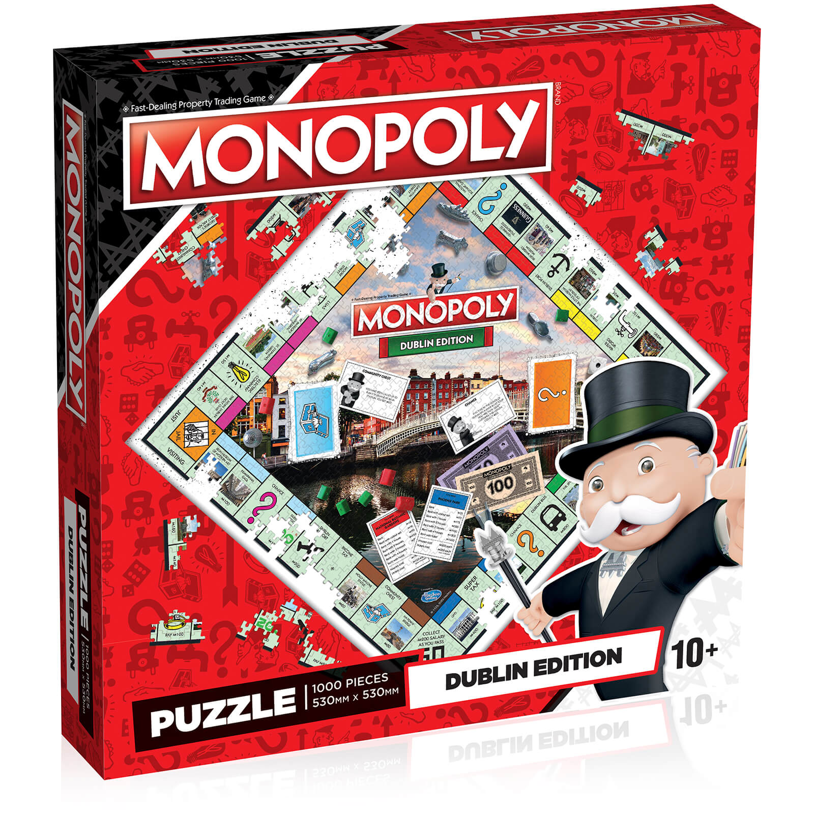 Image of Dublin Monopoly Jigsaw