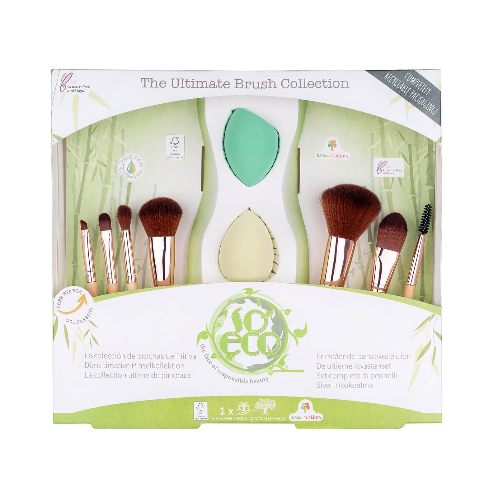 Купить So Eco Ultimate Brush and Sponge Set