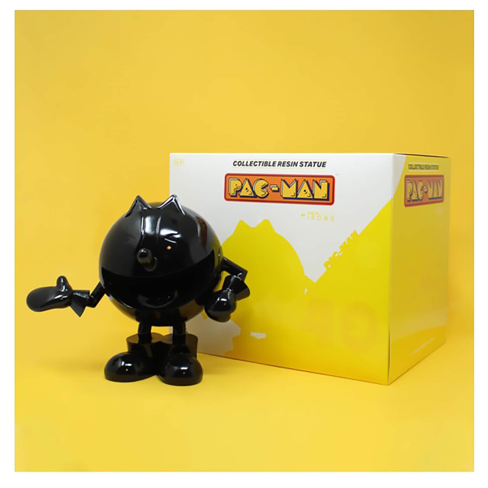 Icons Pac-man 20cm Resin Statue - Black