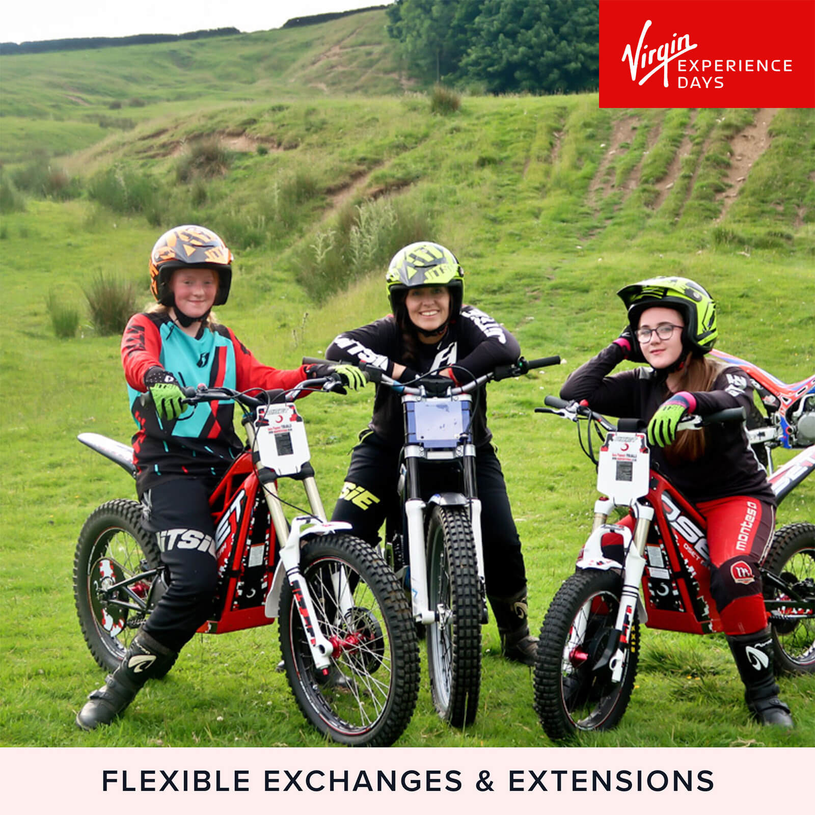 Image of Full Day Beginners Trial Bike Experience