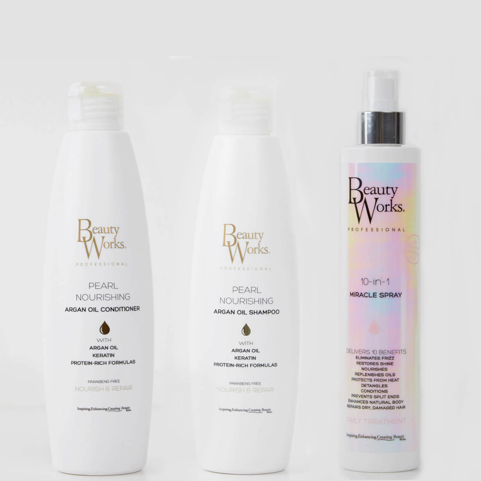 Beauty Works Pearl Nourishing Conditioning Bundle