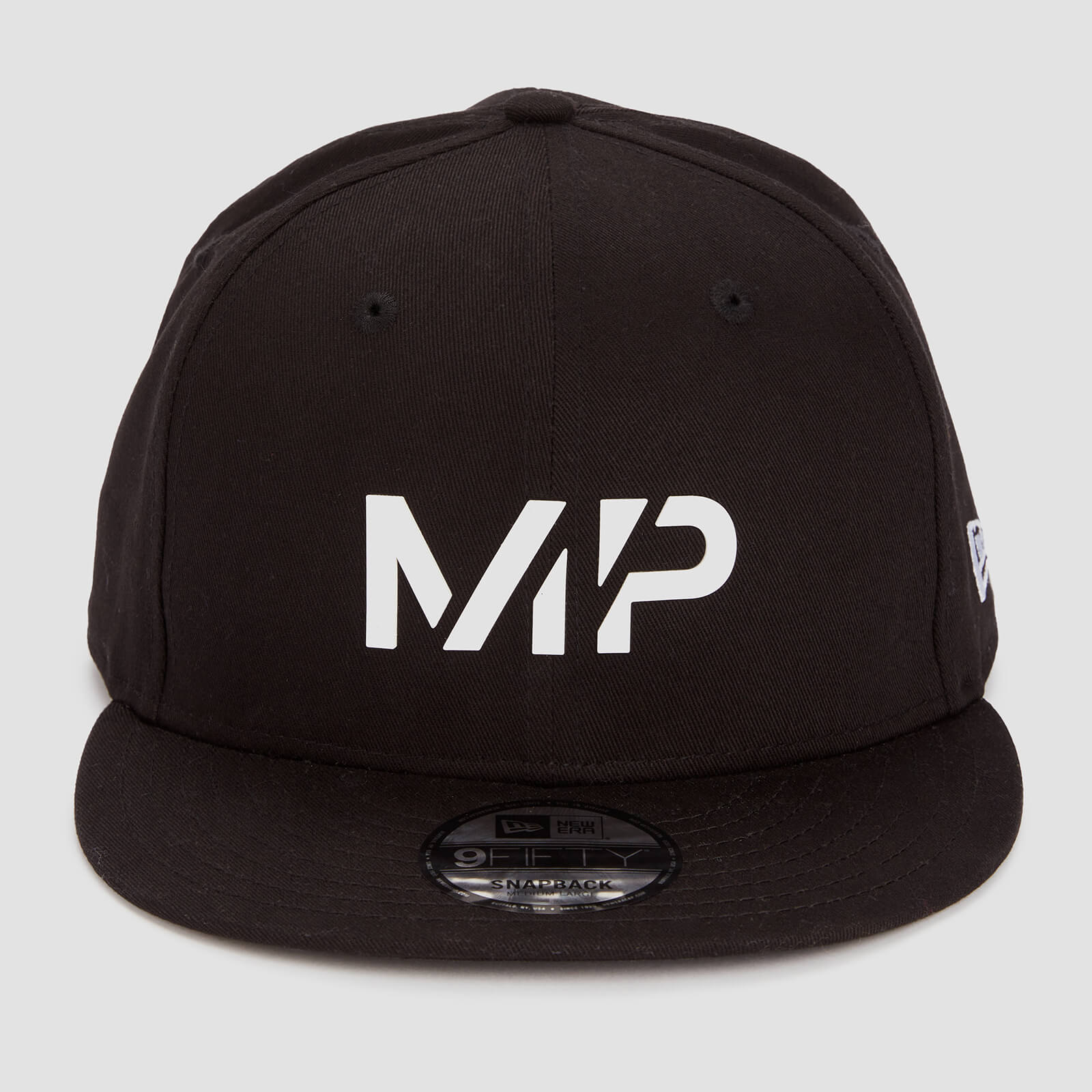 MP New Era 9FIFTY Snapback - Black/White - S-M
