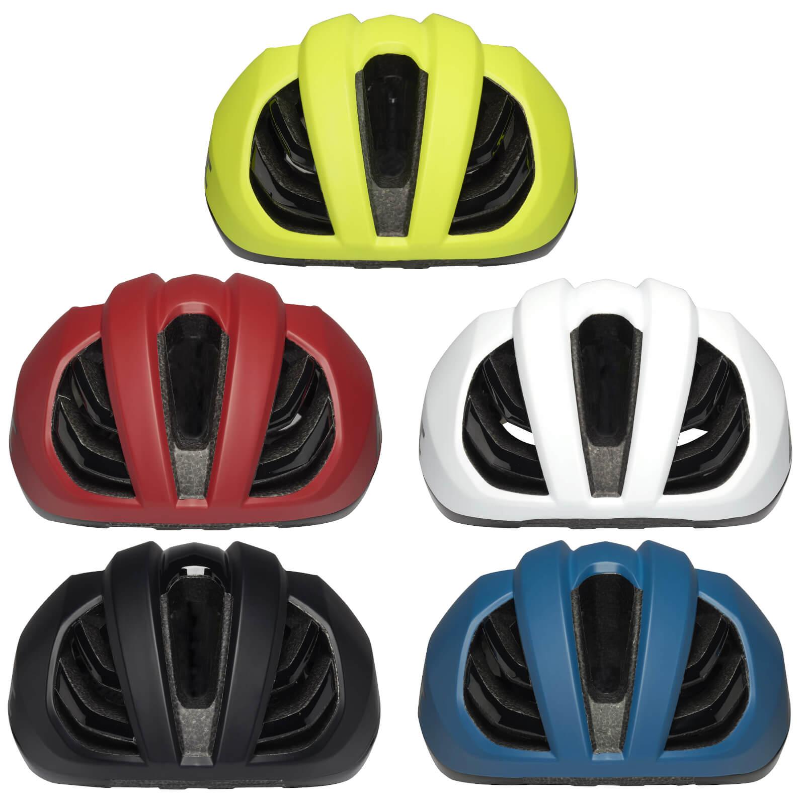 HJC Atara Road Helmet - M - Matt Gloss White
