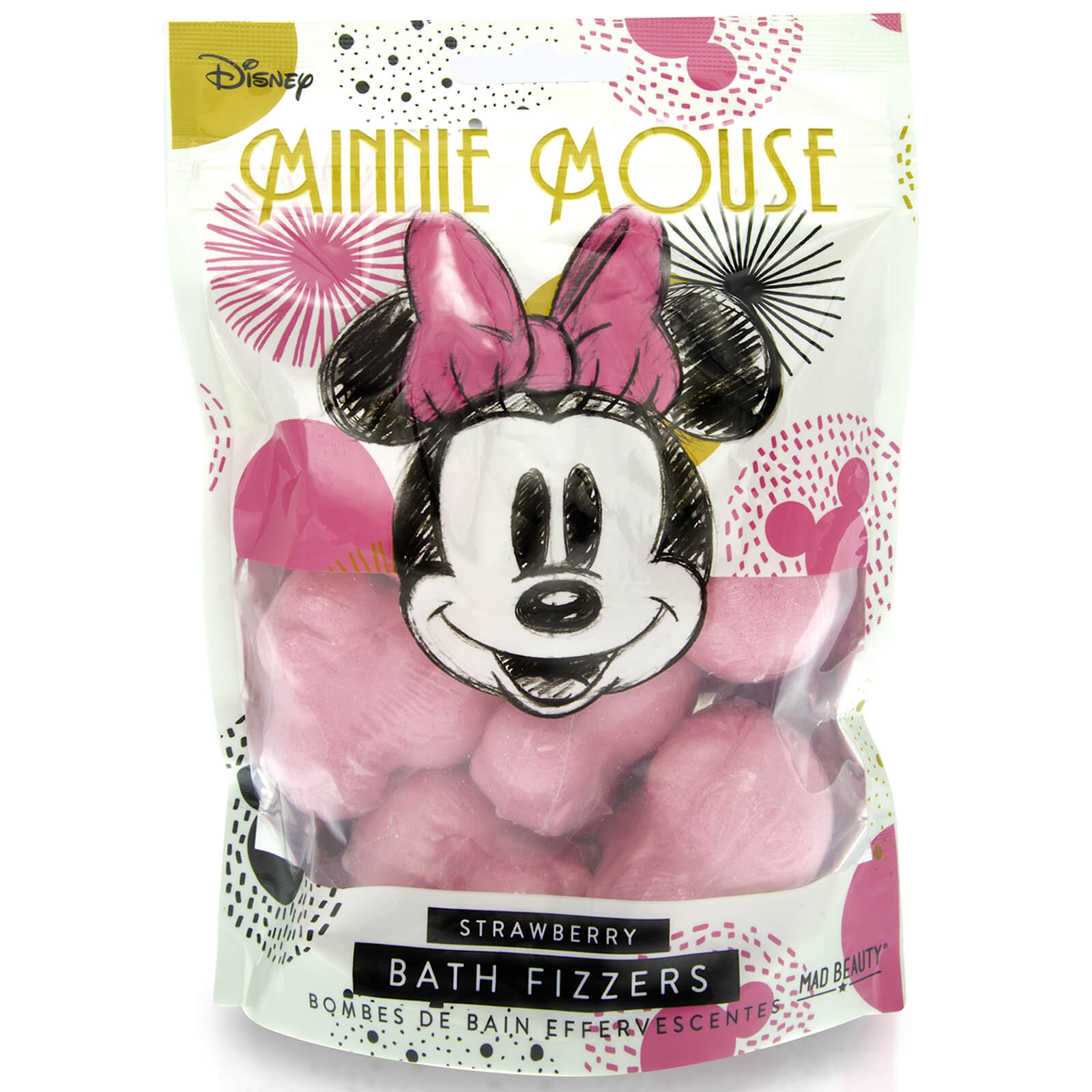Image of Minnie Mouse Magic Bath Fizzers