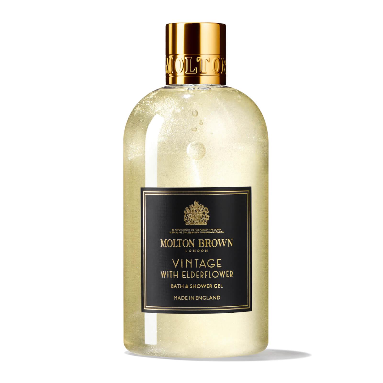 Купить Molton Brown Vintage with Elderflower Bath and Shower Gel