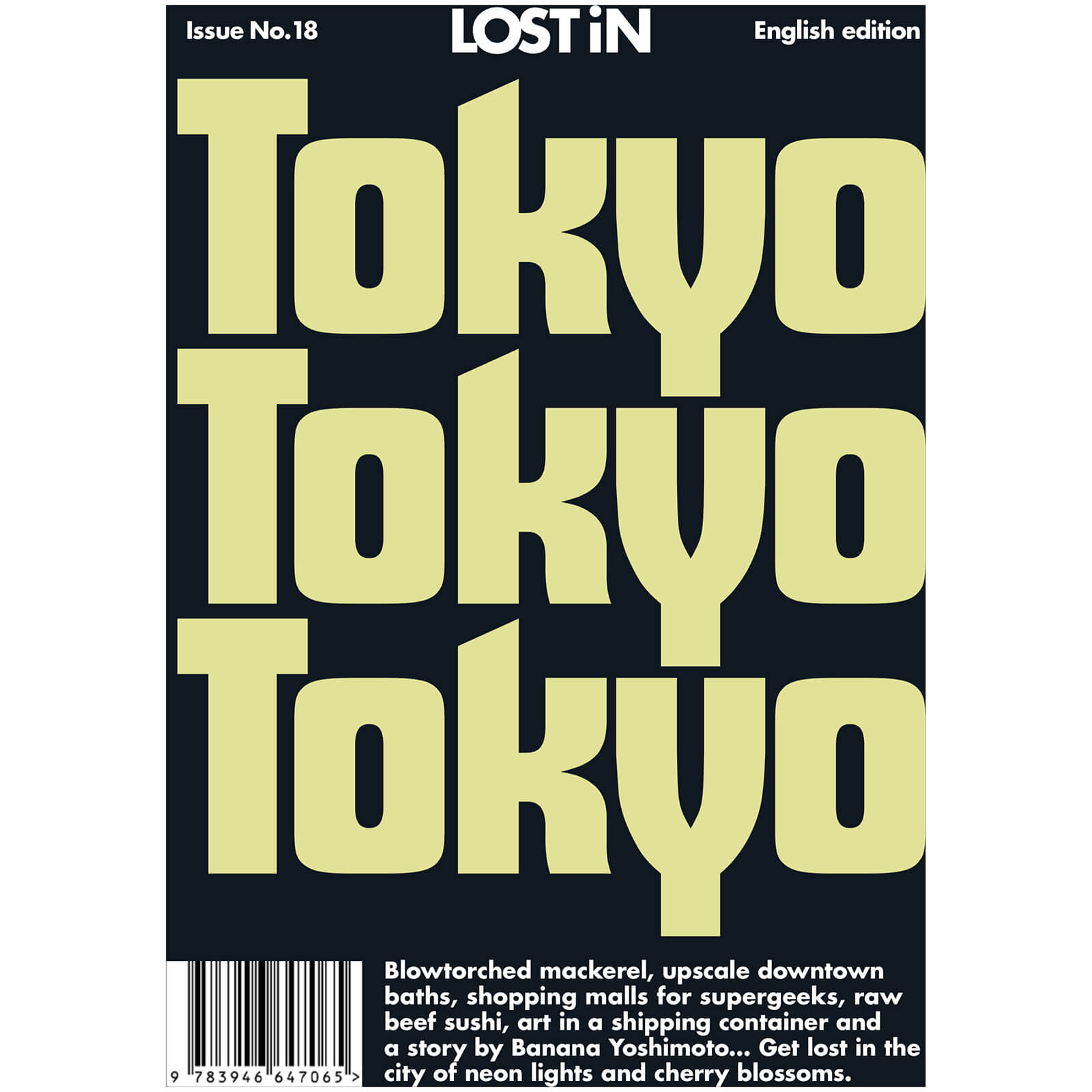 Lost In: Tokyo