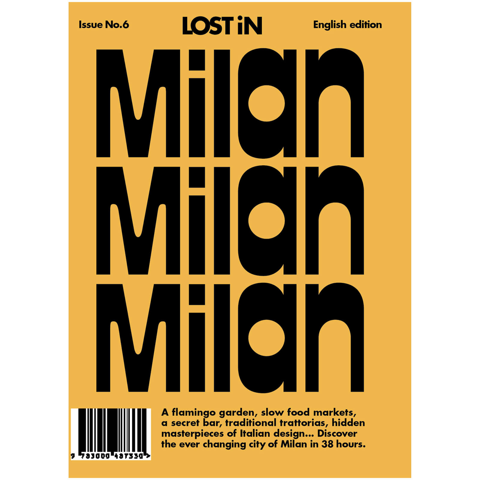 Lost In: Milan