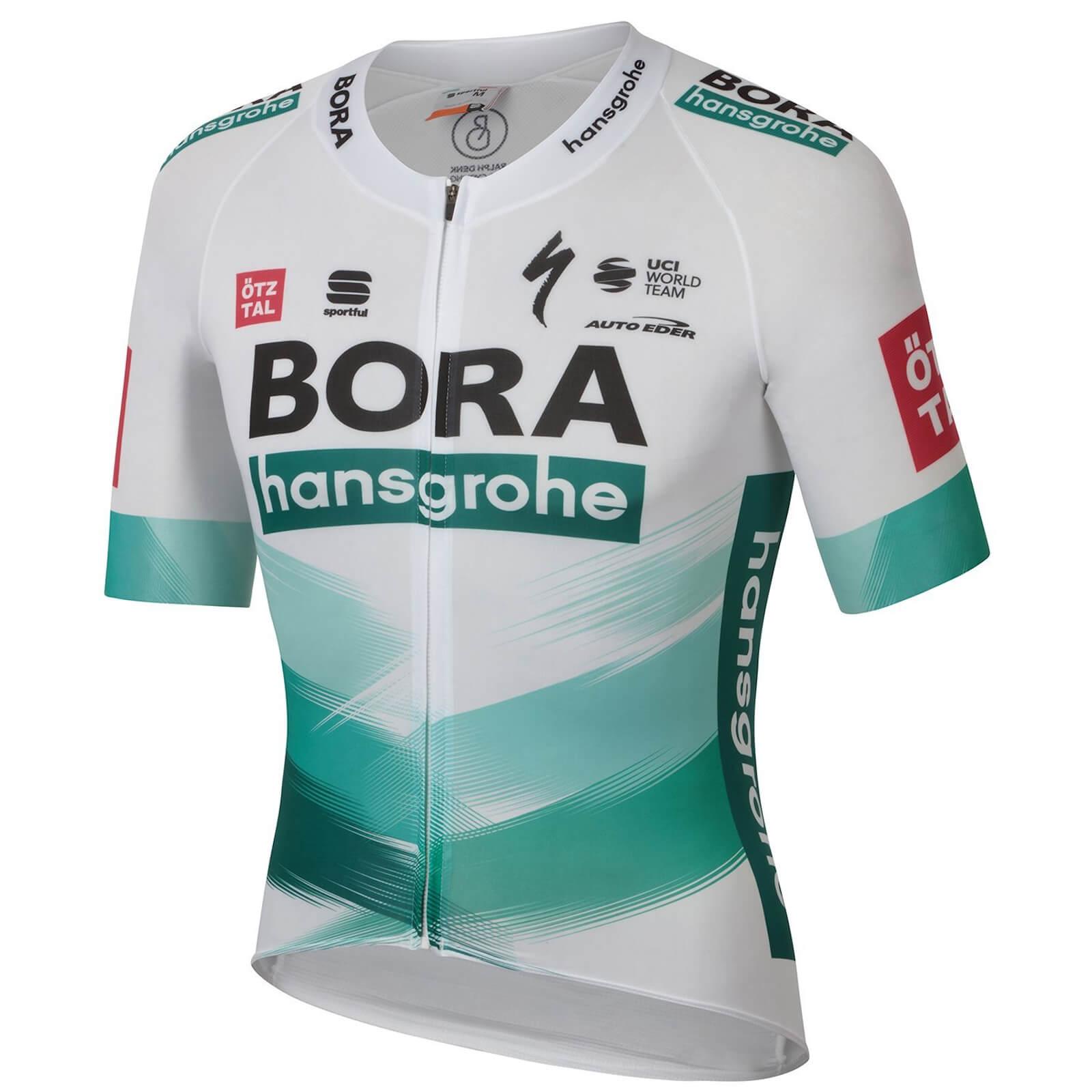 Sportful Bora Hansgrohe Tour de France Limited Edition Bomber Team Jersey - M
