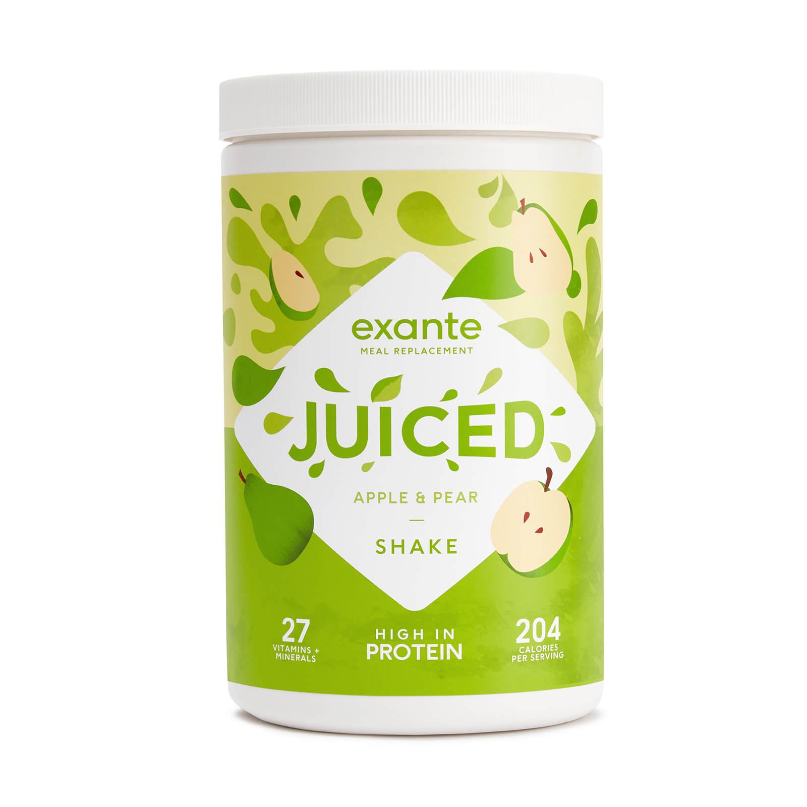 JUICED Apfel & Birne - 10 Portionen