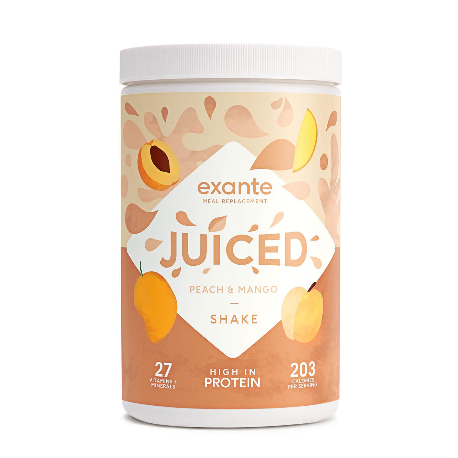 JUICED Pfirsich & Mango - 10 Portionen