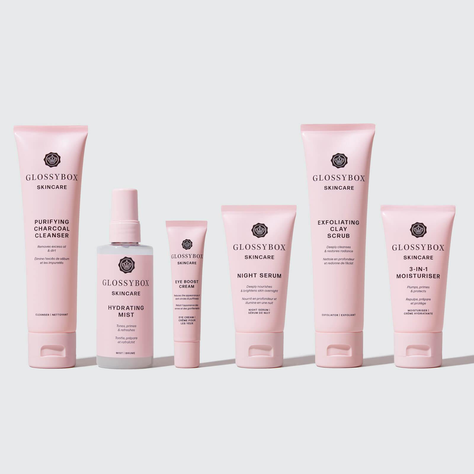 Glossy Box coupon: GLOSSYBOX Skincare Oily Skin Bundle (Worth $129.00)