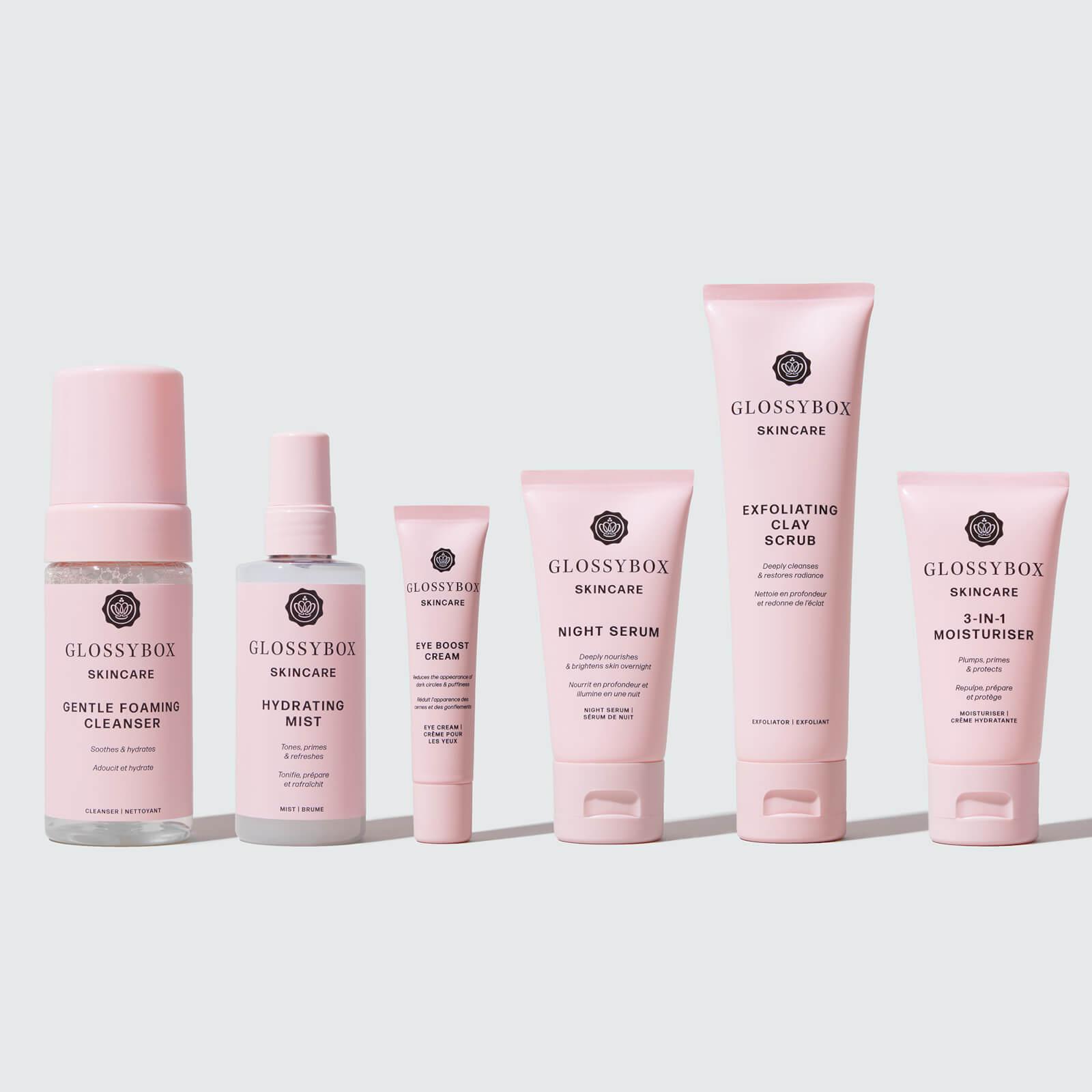 Glossy Box coupon: GLOSSYBOX Skincare Sensitive Skin Bundle (Worth $128.00)