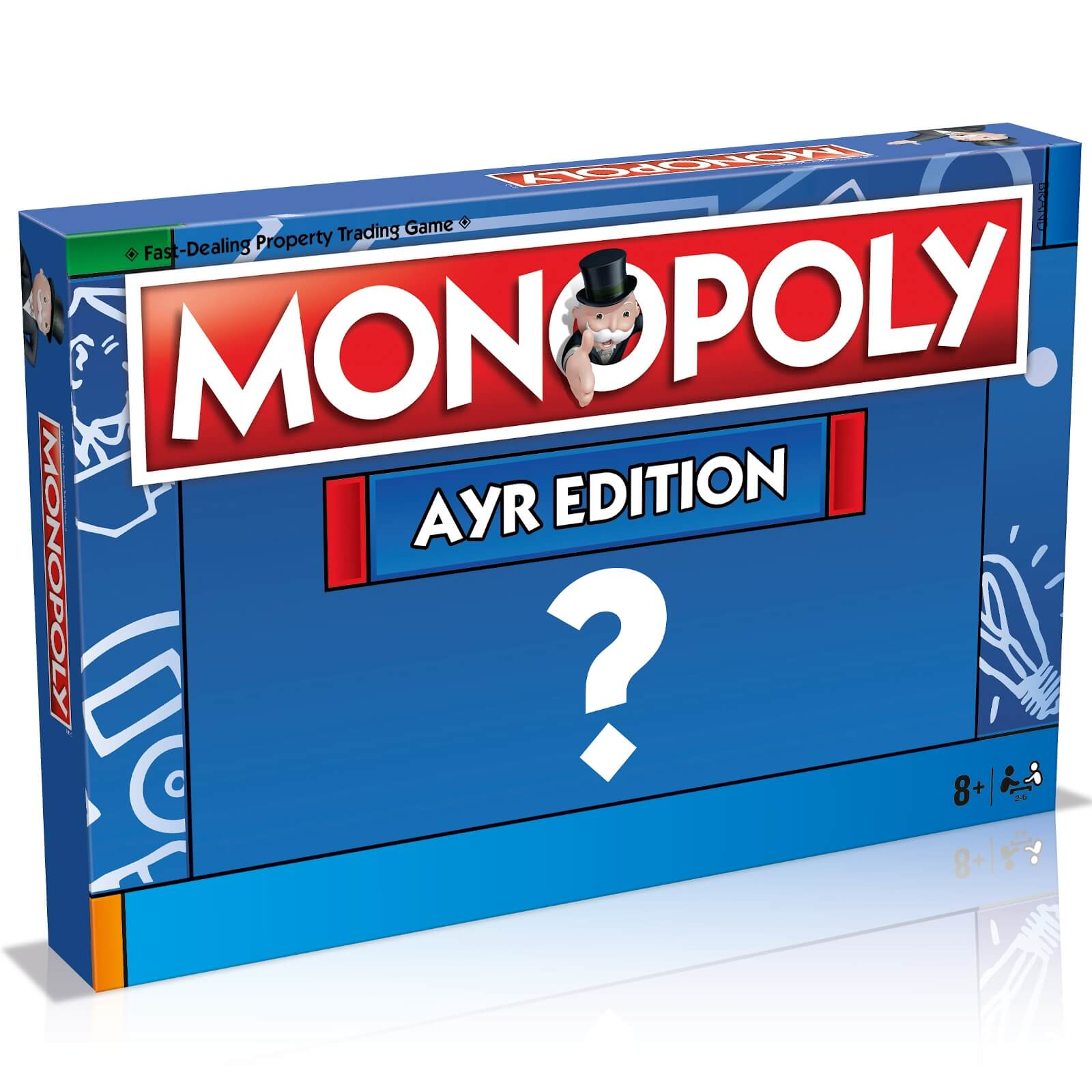 Image of Monopoly Board Game - Ayr Edition