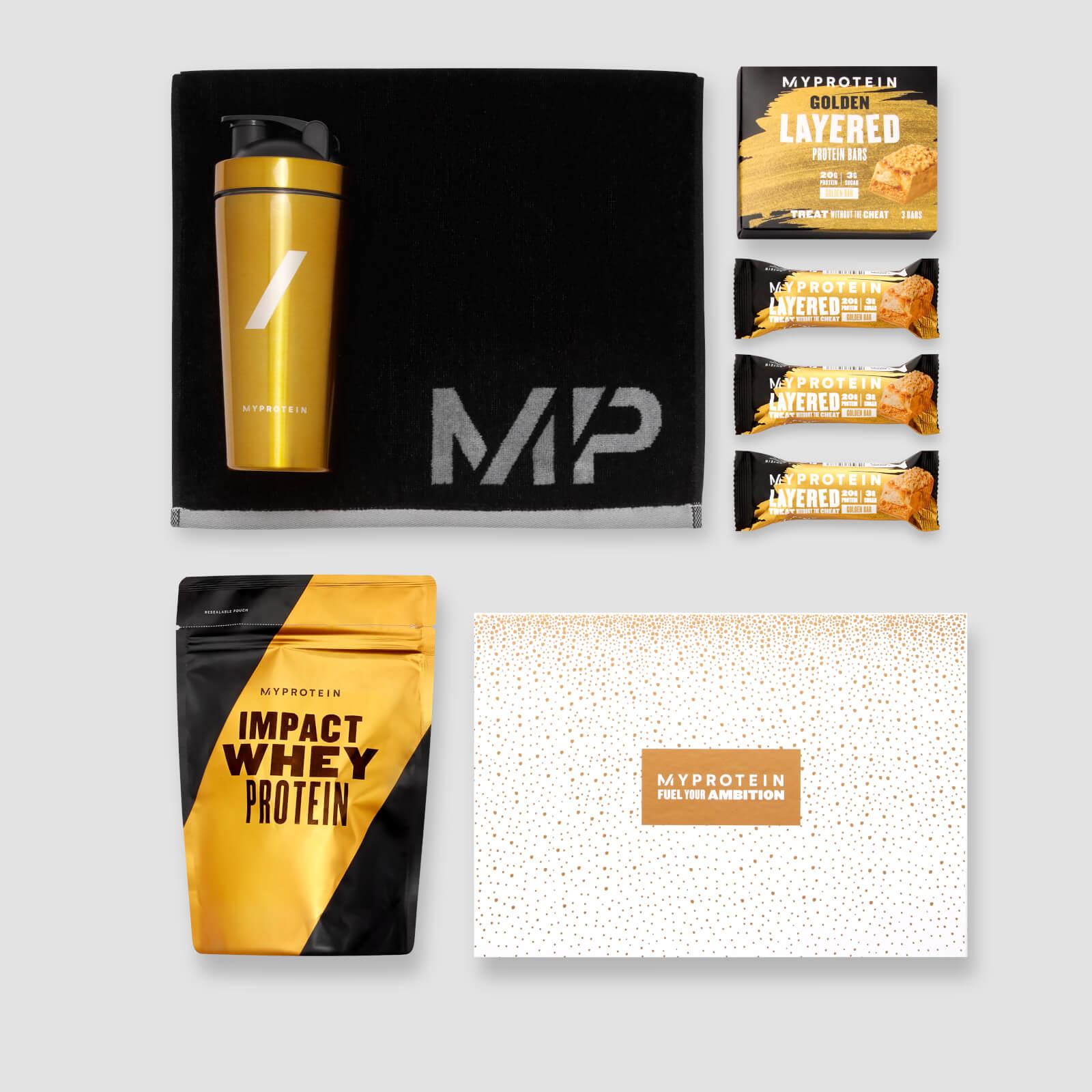 Box de Noël Golden en édition limitée