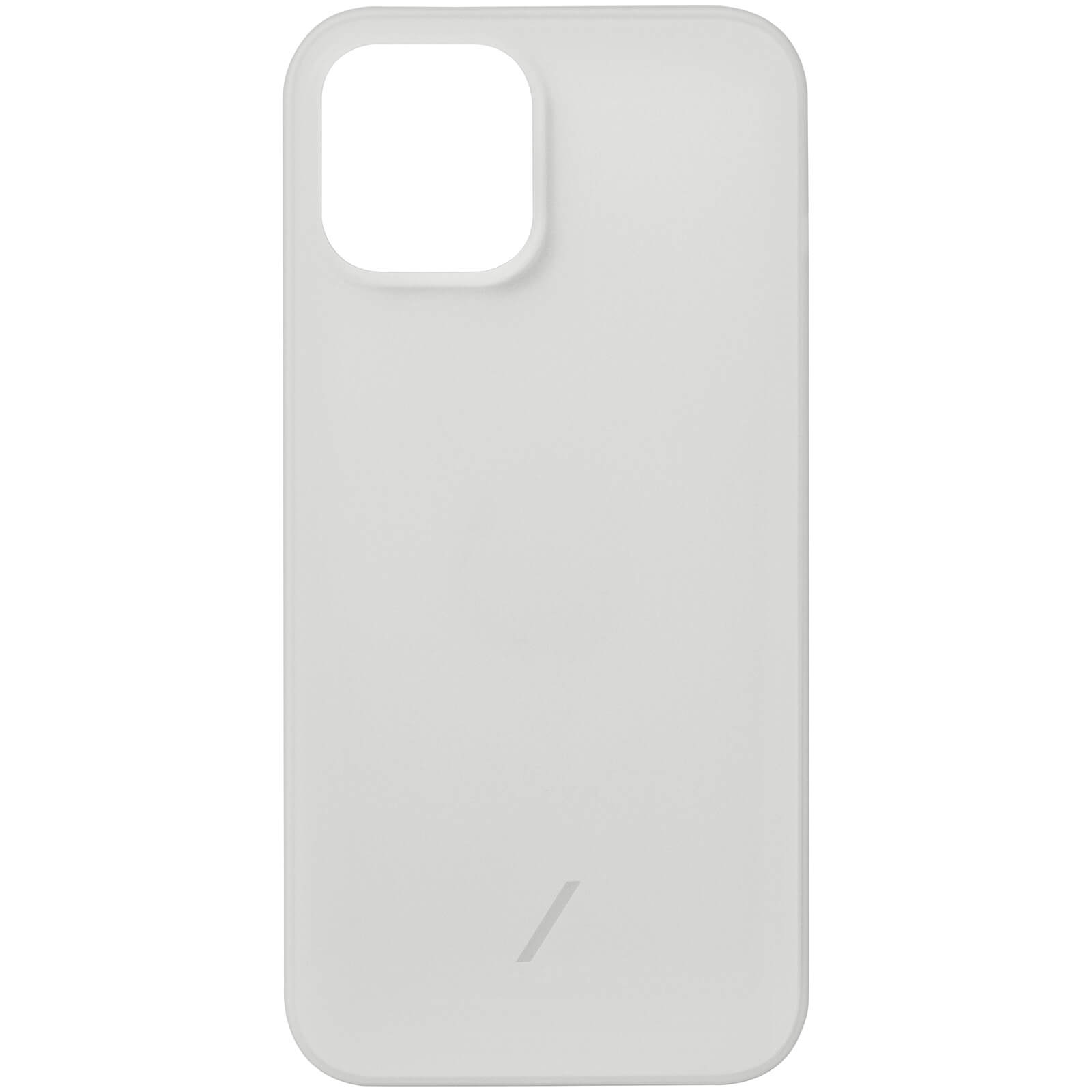 Native Union Clic Air Anti-Bacterial iPhone Case - Frost - 12/12 Pro