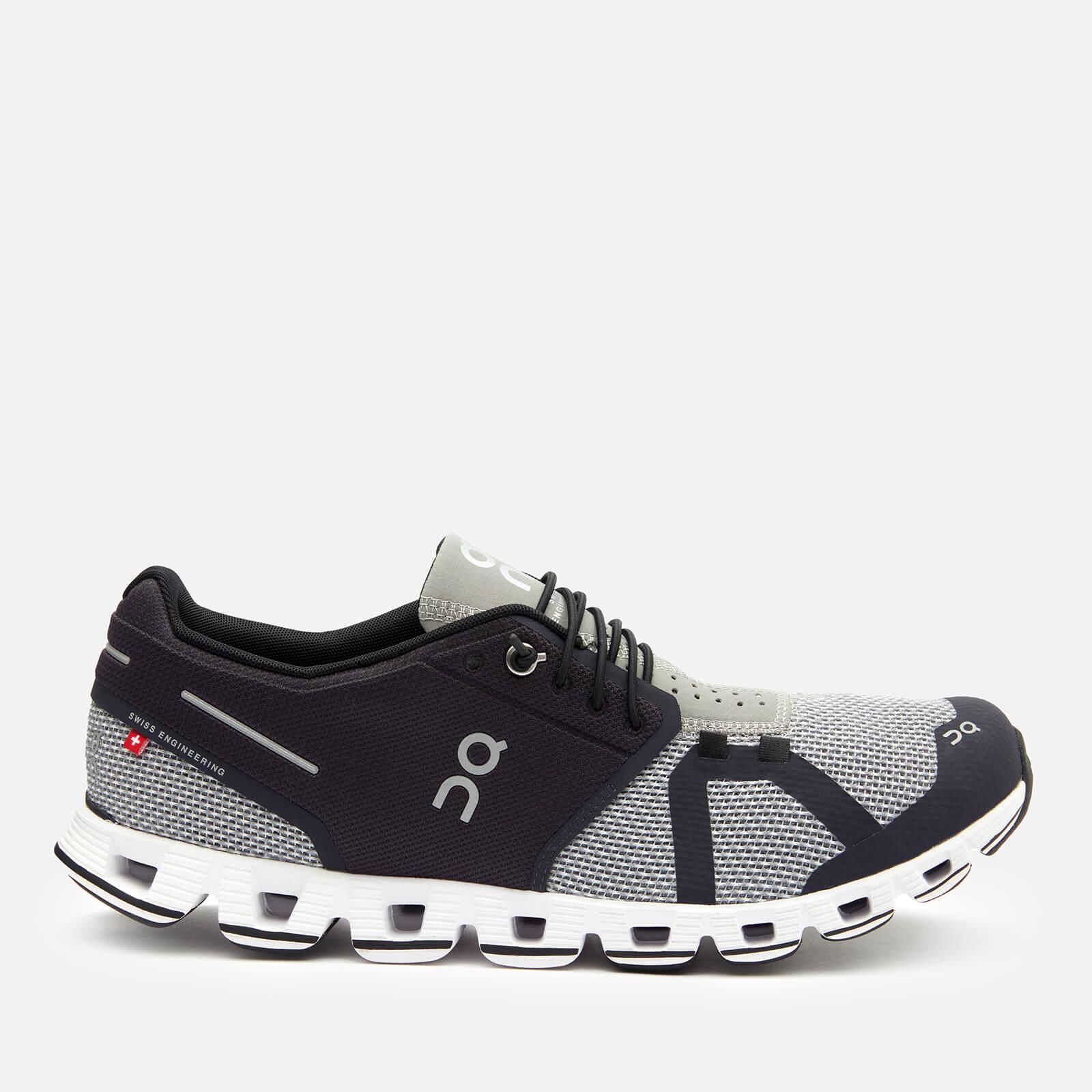 ON Men's Cloud Running Trainers - Black/Slate - UK 8