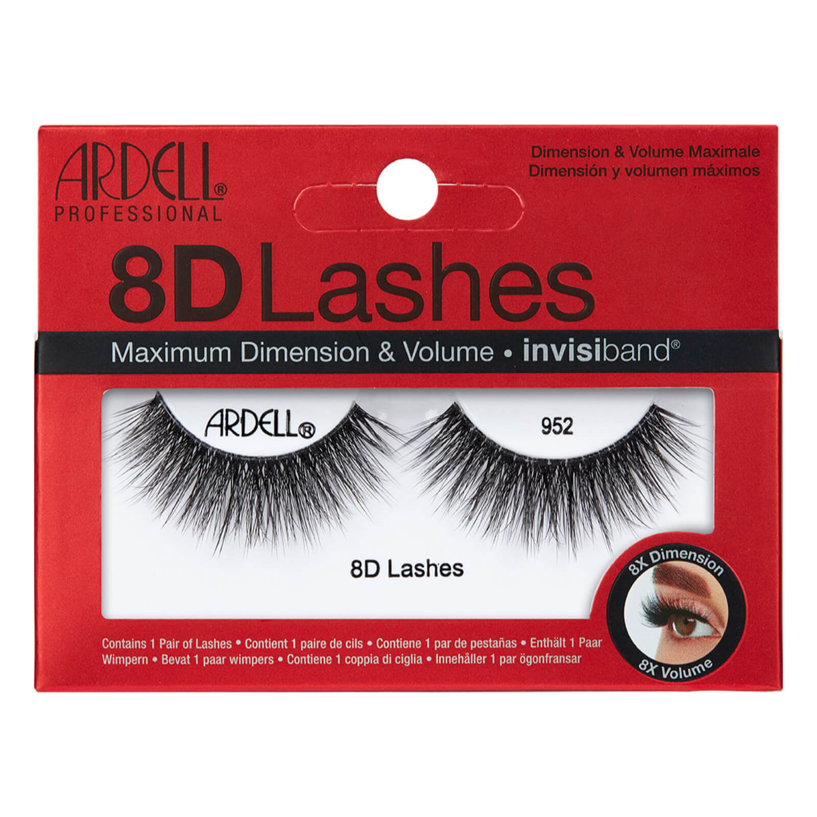 Ardell 8D Lash - 952