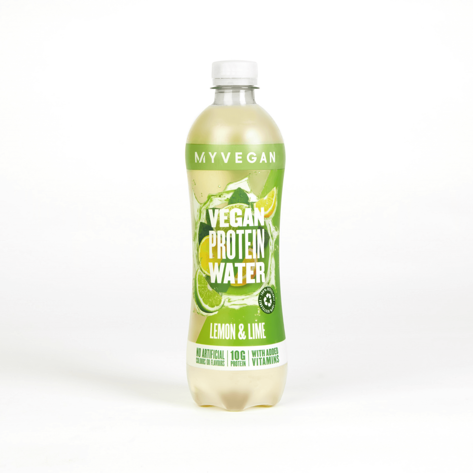 Clear Vegan Protein Water (Sample) - 500ml - Bouteille - Lemon Lime