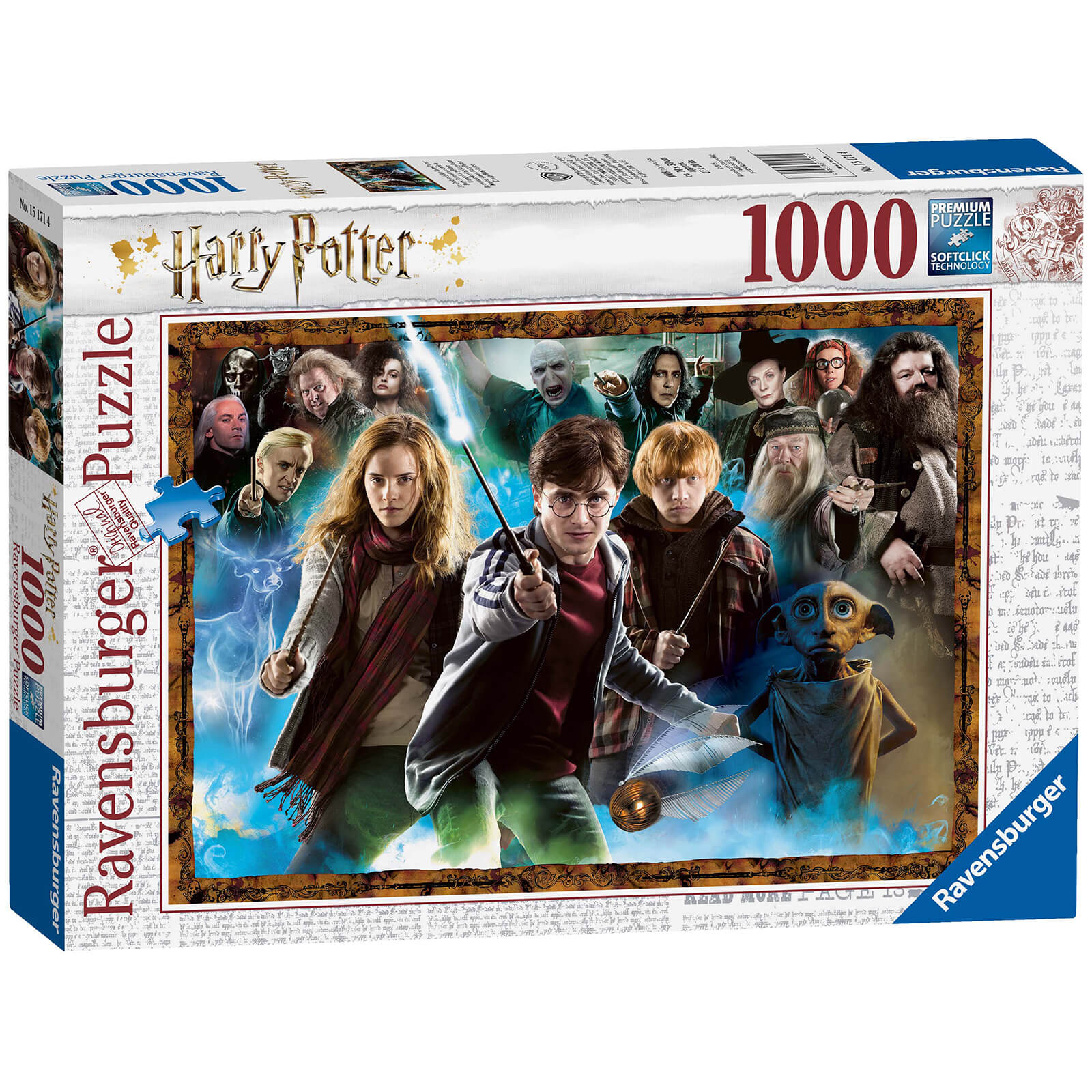 Image of Ravensburger Harry Potter Puzzle (1000 Pieces)