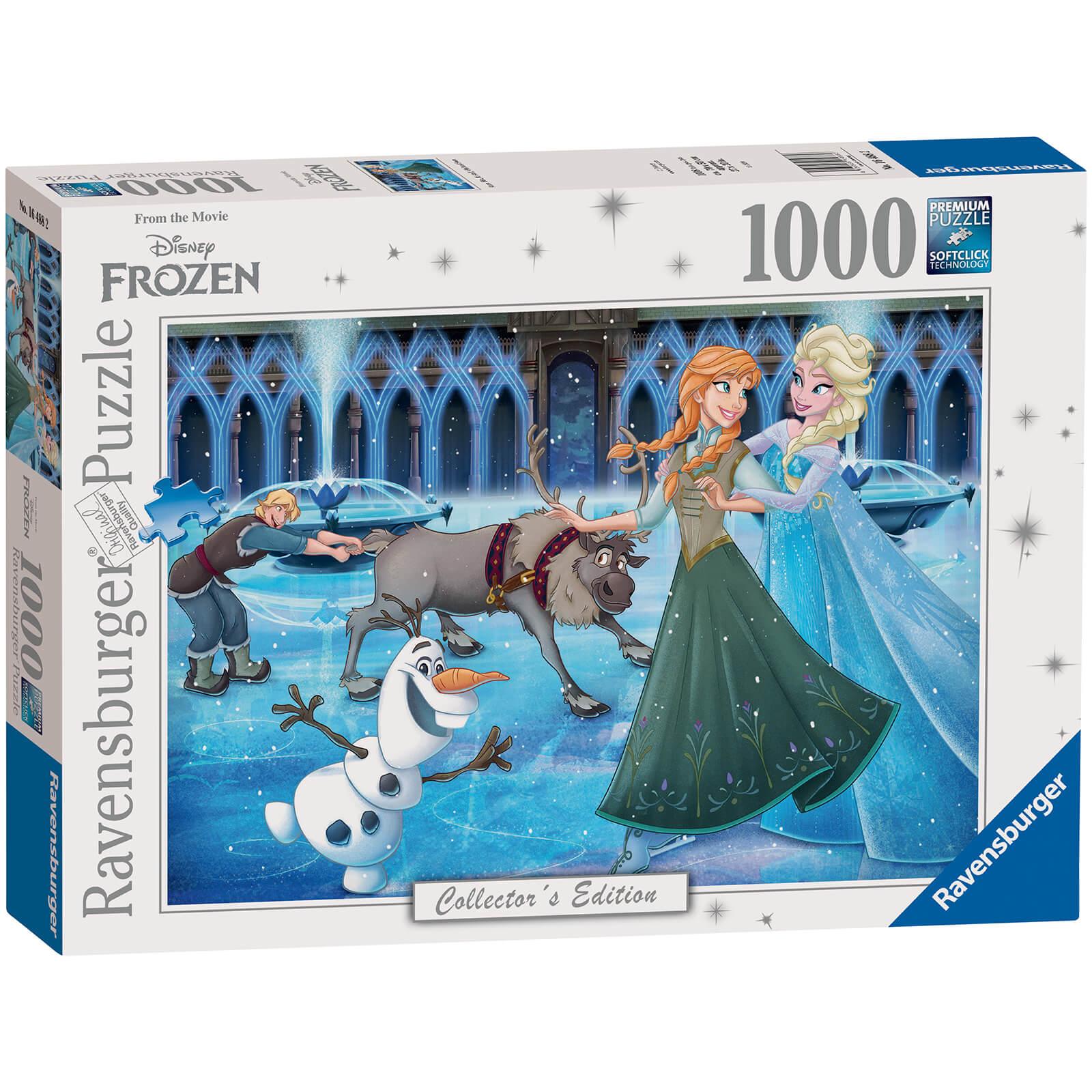 Ravensbuger Disney Collector's Edition – Frozen Puzzle (1000 Pieces)