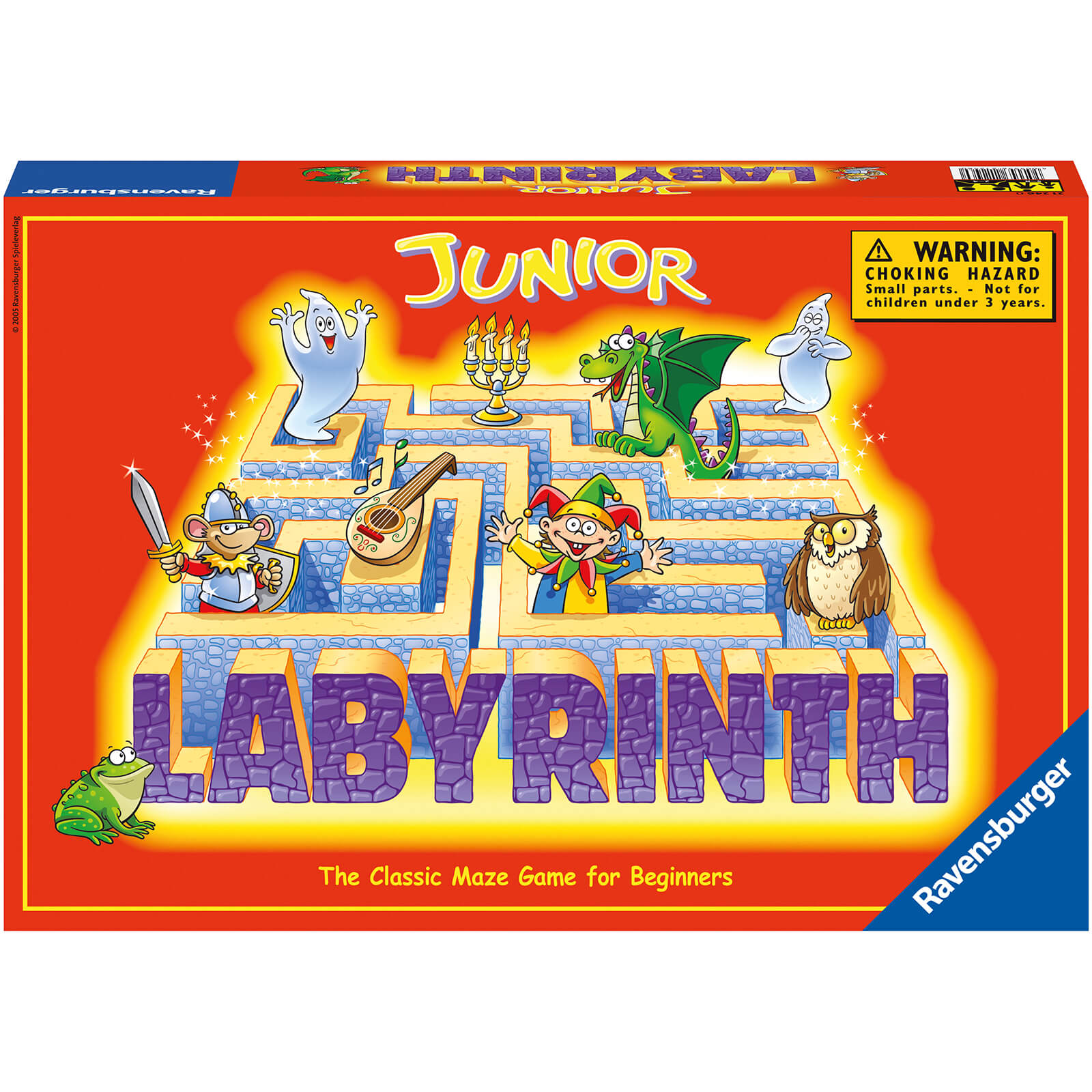 Image of Ravensburger Labyrinth Junior Board Game
