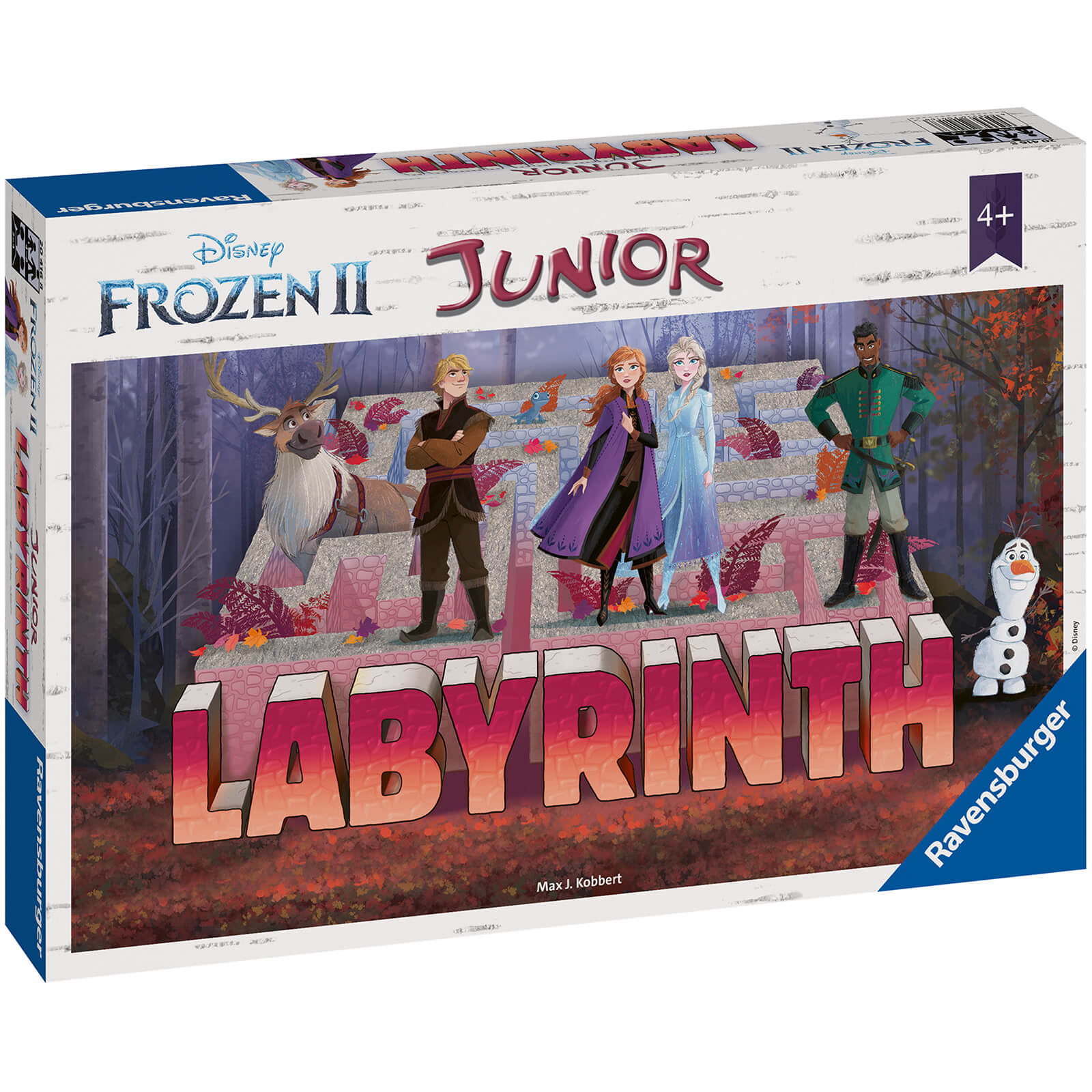 Image of Ravensburger Disney Frozen 2 Labyrinth Junior Board Game