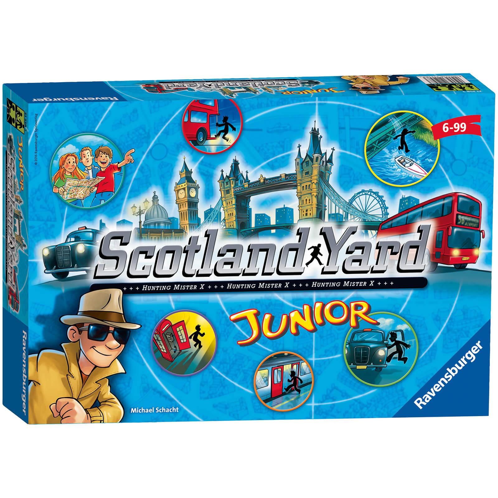 Ravensburger Scotland Yard Junior Family Strategy Game