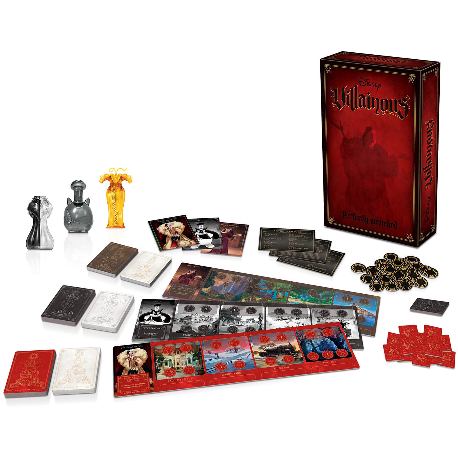 Image of Disney Villainous - Perfectly Wretched Expansion Pack