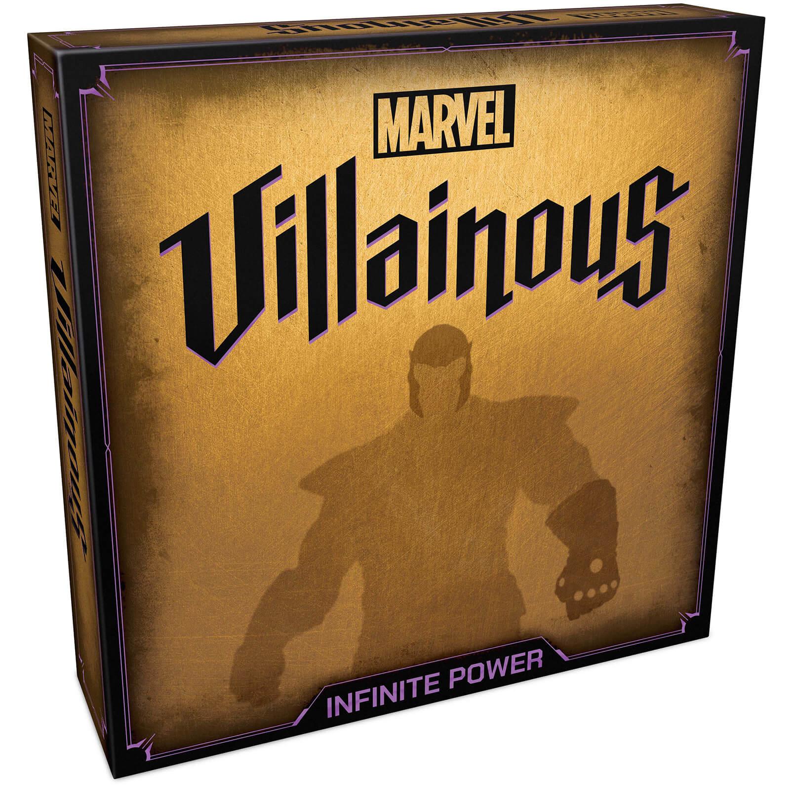 Image of Marvel Villainous Infinite Power Board Game