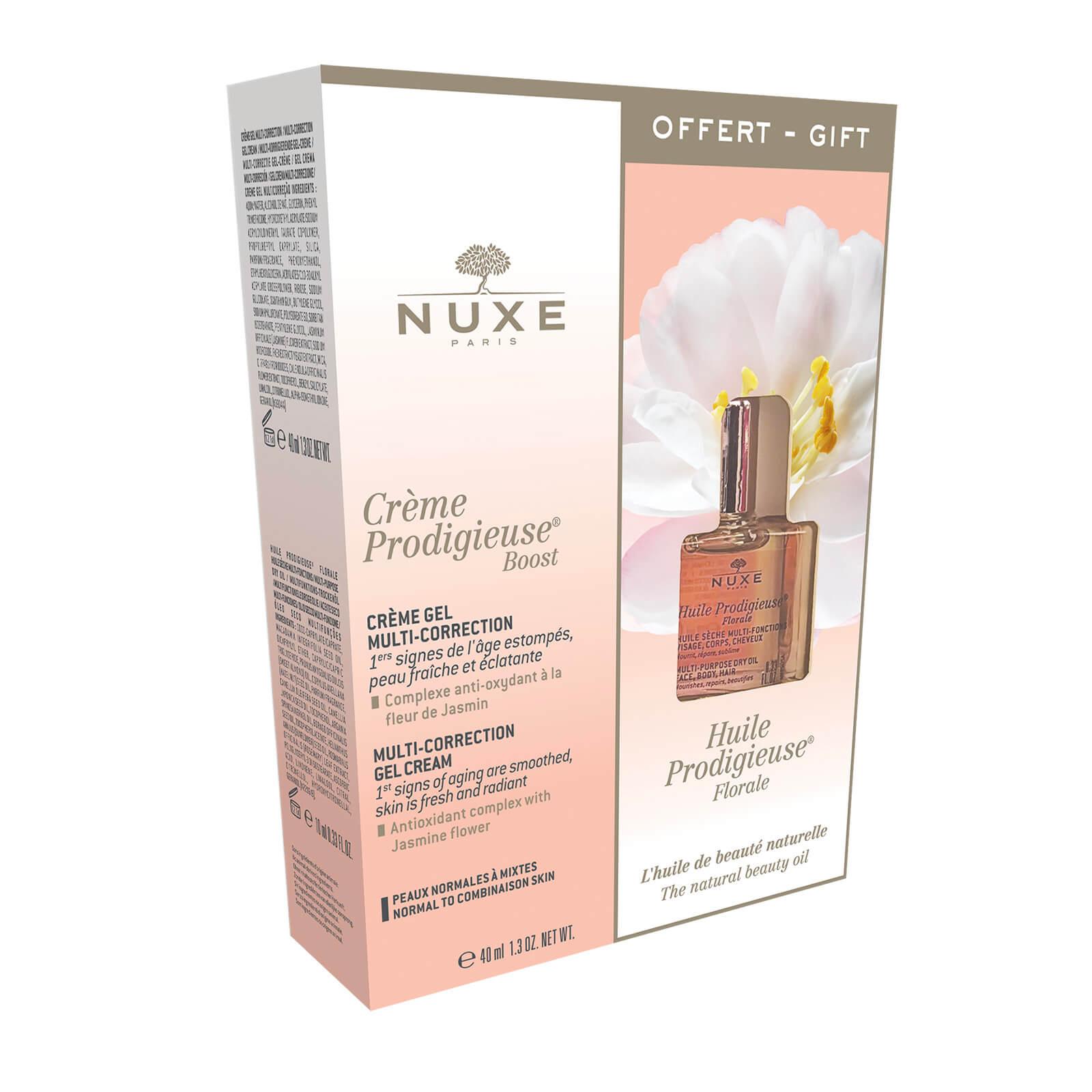 NUXE Crème Prodigieuse Boost Gel Cream Gift Set
