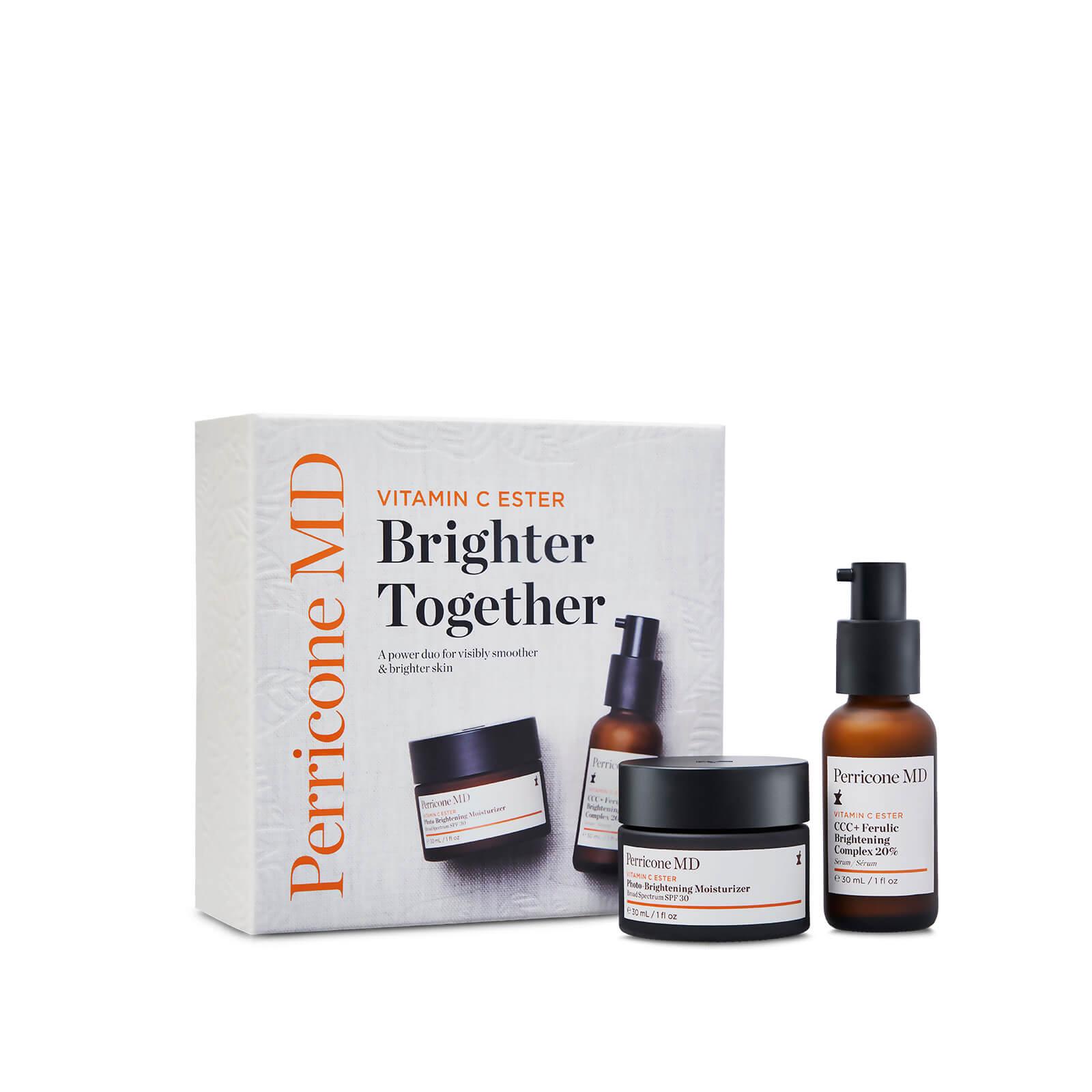 perricone md vitamin c ester brighter together
