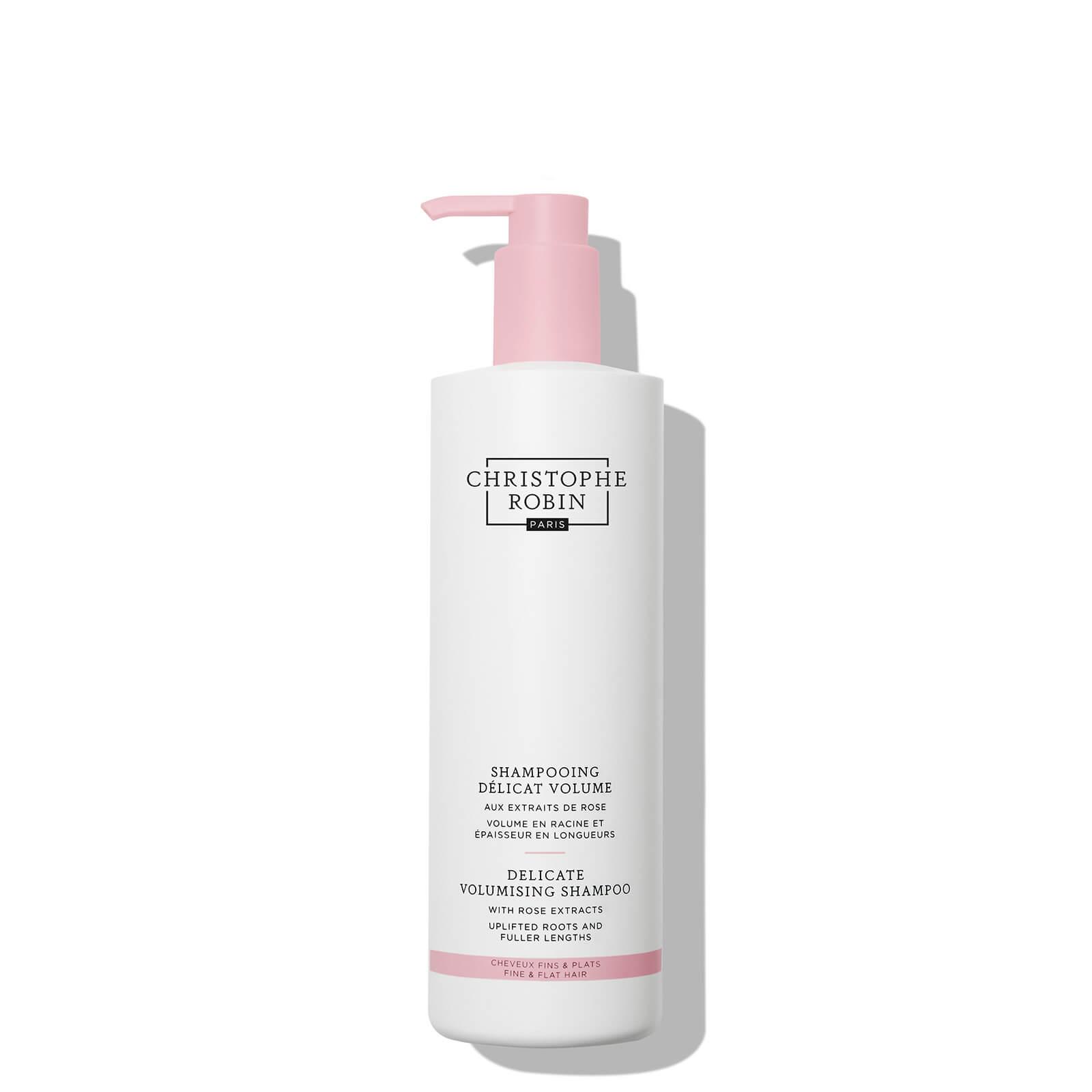 Купить Christophe Robin Delicate Volumising Shampoo with Rose Extracts 500ml