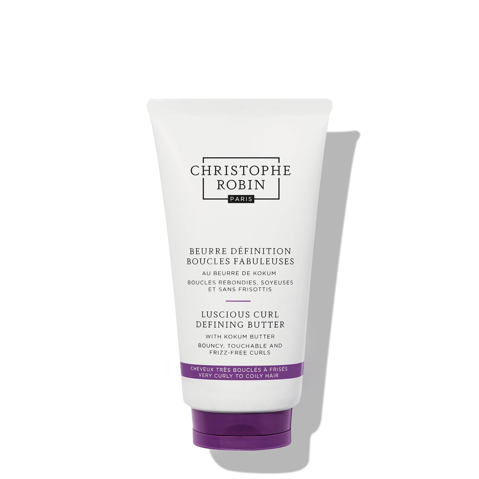 Купить Christophe Robin New Luscious Curl Butter 150 ml