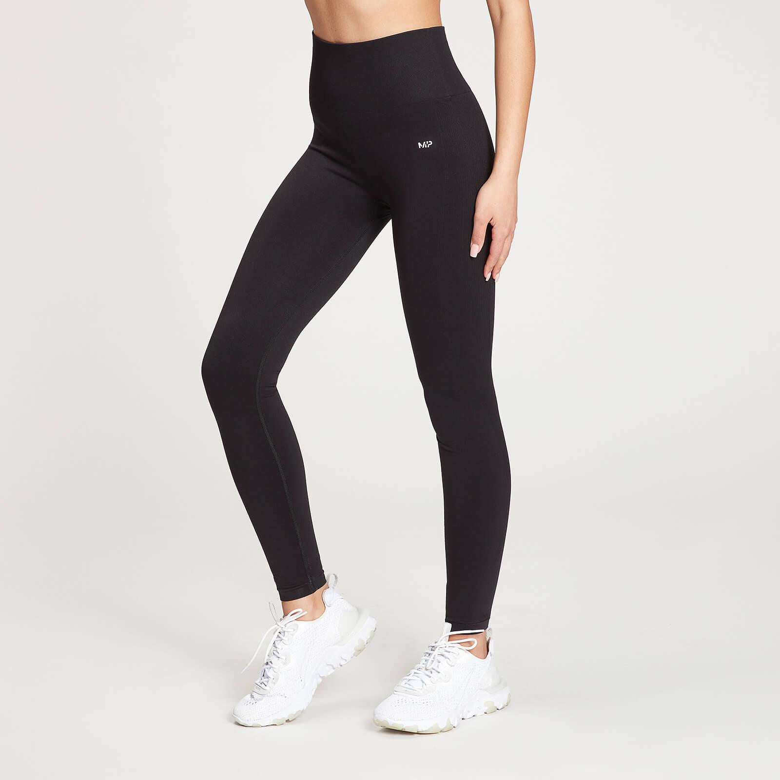 Купить MP Women's Shape Seamless Ultra Leggings - Black - XXL, Myprotein International