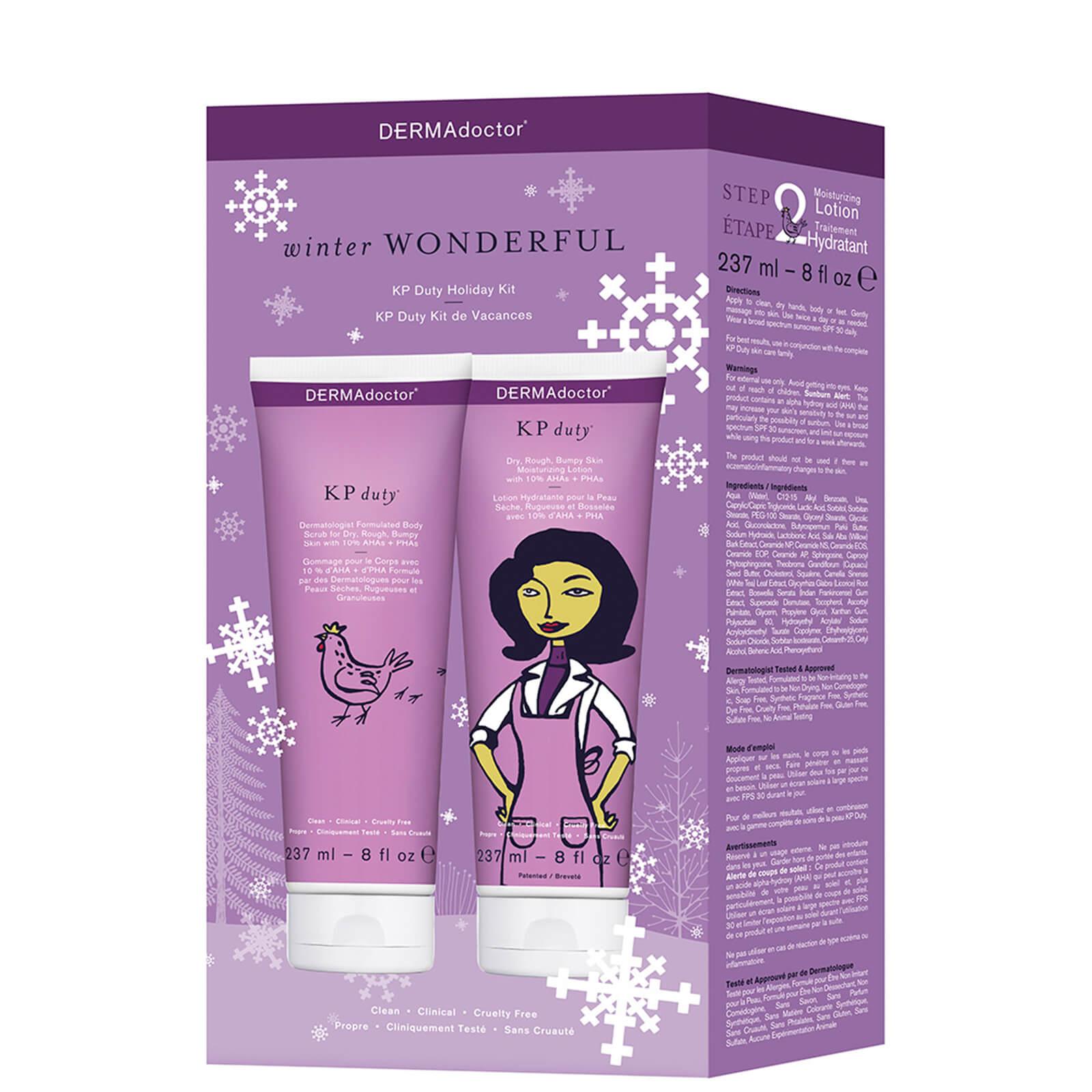 Купить DERMAdoctor KP Duty Holiday Winter Wonderful Kit