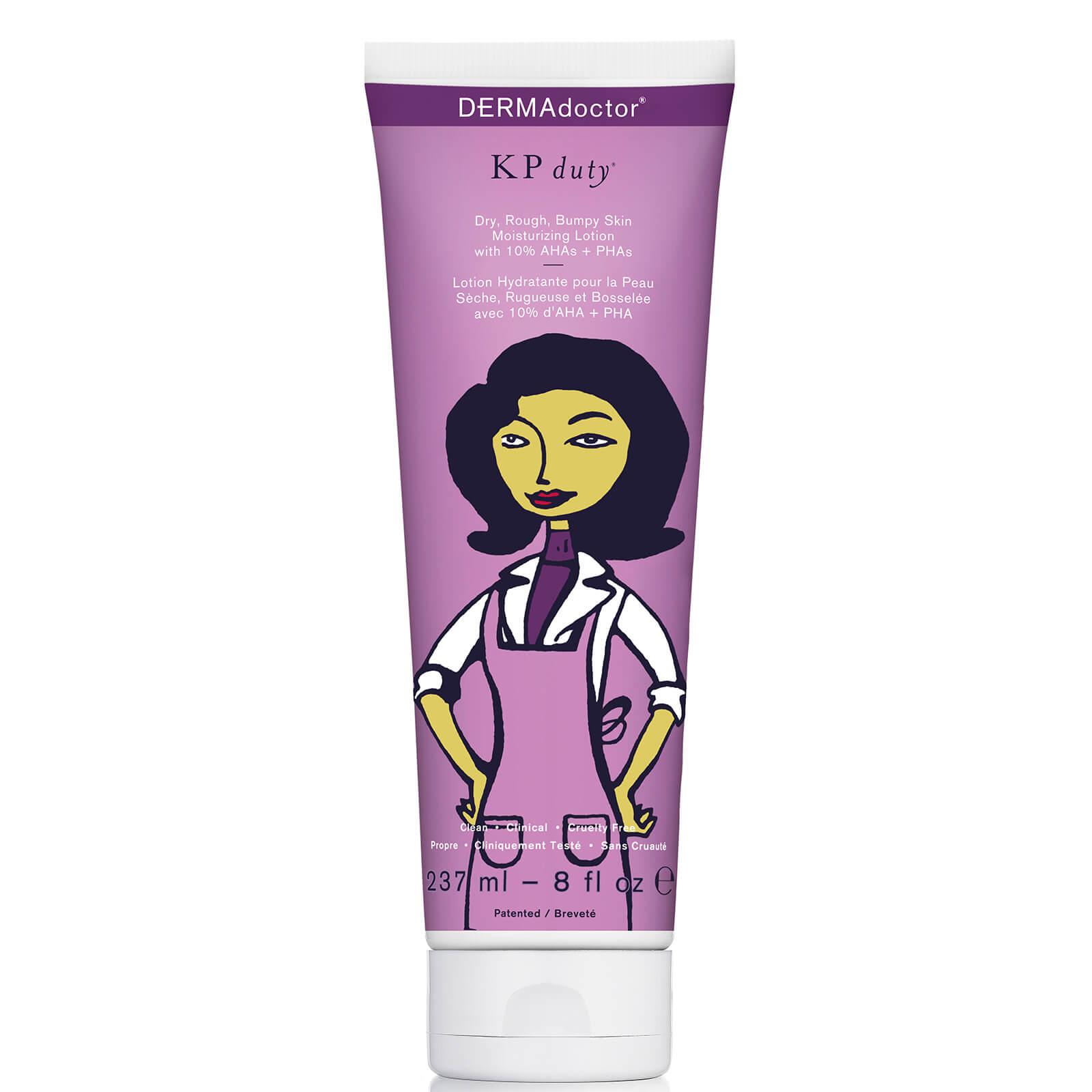 Купить Терапия для сухой, грубой, неровной кожи DERMAdoctor KP Duty Dermatologist, 8 унций