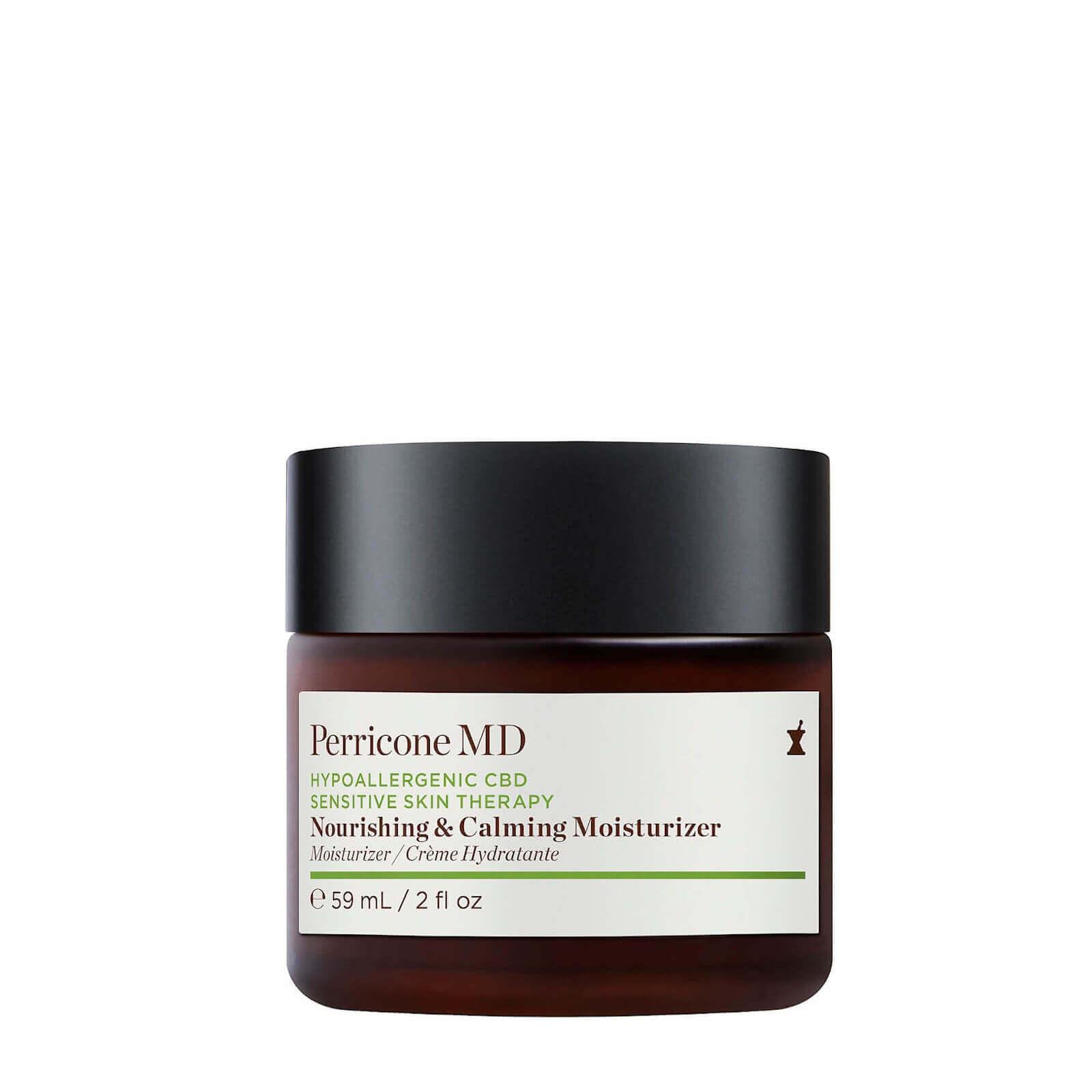 Купить Perricone MD Hypoallergenic CBD Sensitive Skin Therapy Nourishing & Calming Moisturizer 59ml