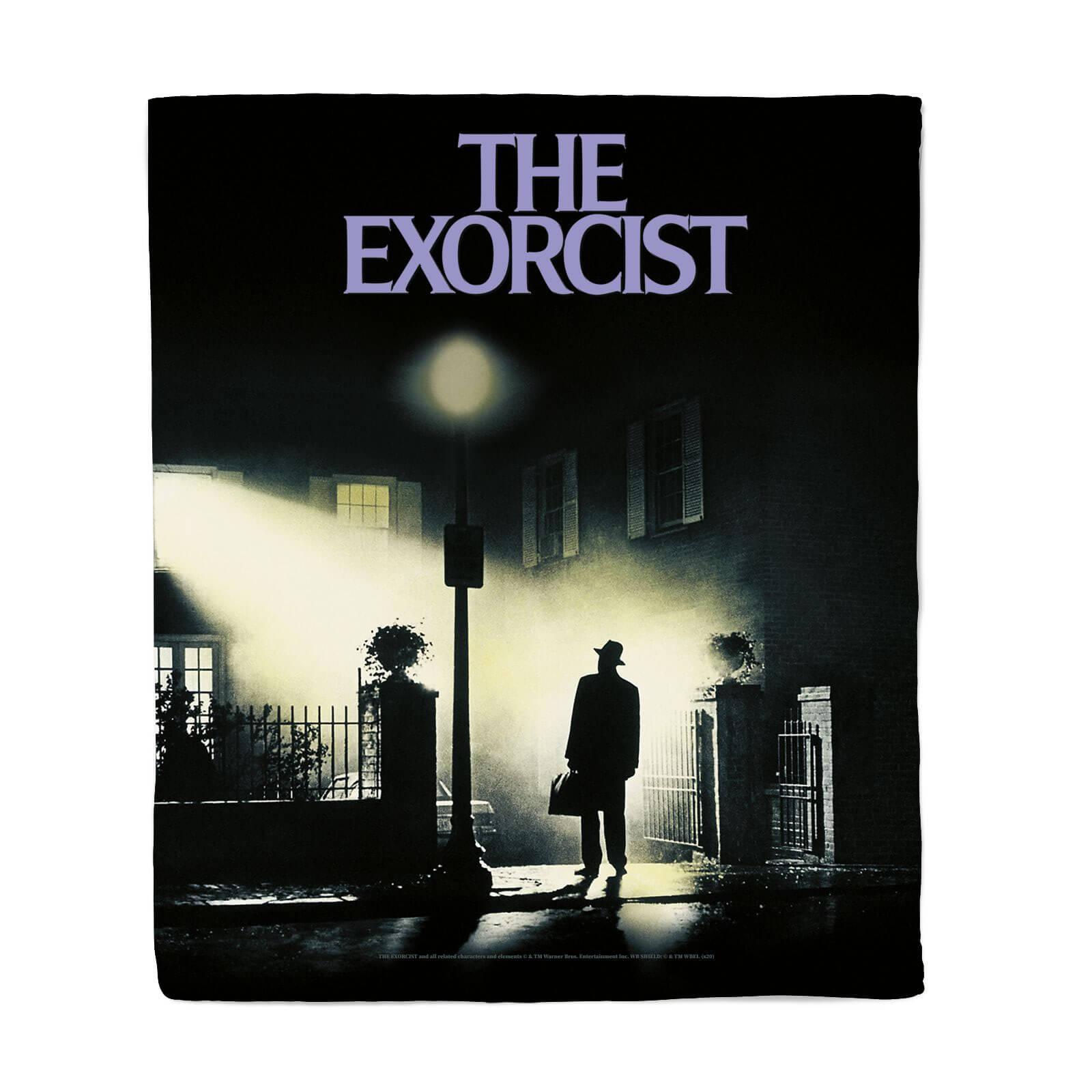 The Exorcist Classic Fleece Deken M