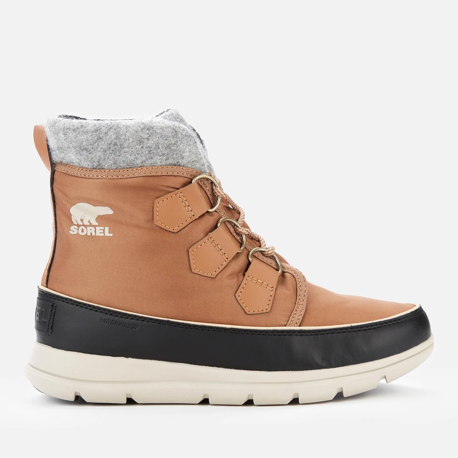 Sorel Women's Explorer Carnival Waterproof Boots - Elk - Uk 3