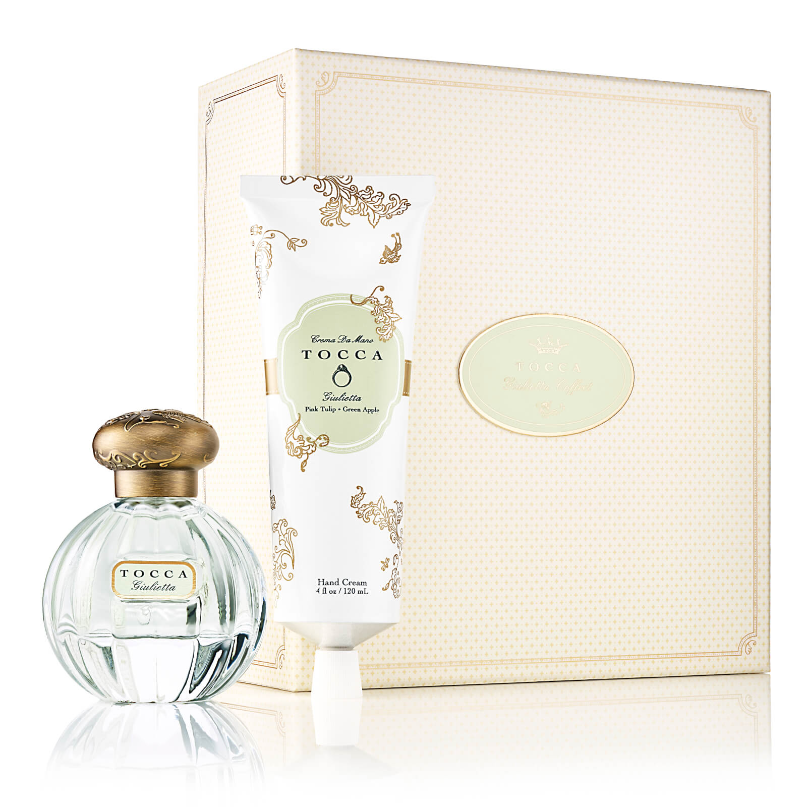 Tocca Guilietta Eau de Parfum and Hand Cream Set (Worth £98.00)