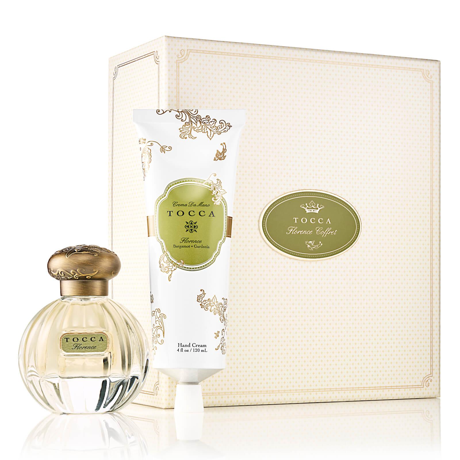 Tocca Florence Eau de Parfum and Hand Cream Set (Worth £98.00)