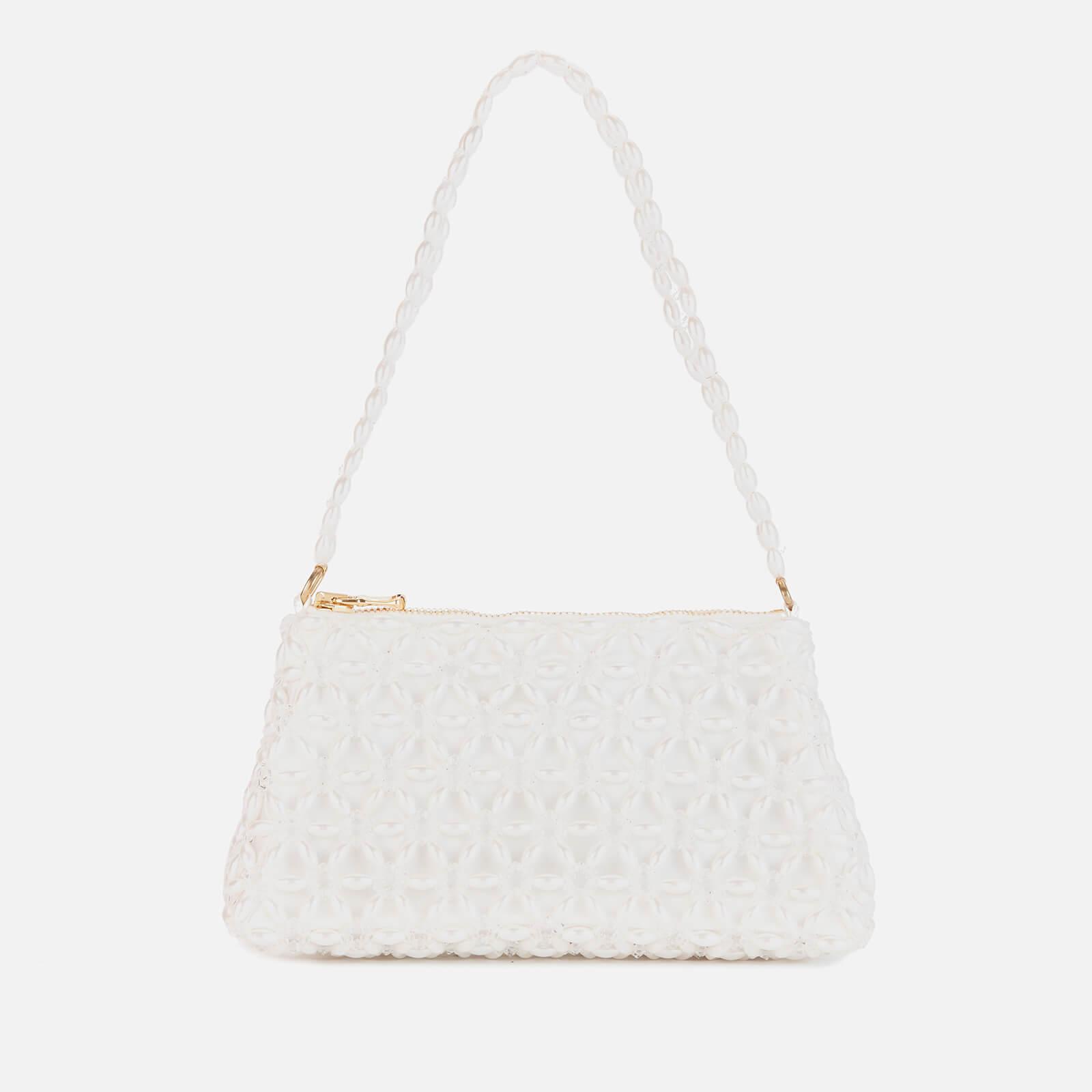 Shrimps Women's Dawson Handbag - Cream/Clear