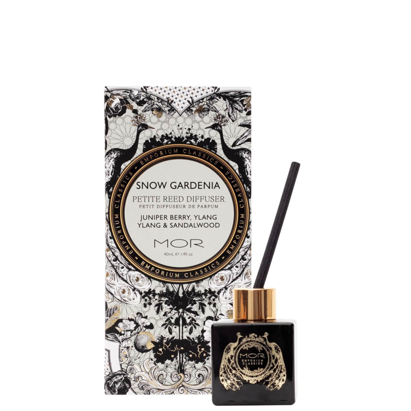 MOR Emporium Classics Snow Gardenia Petite Reed Diffuser 40ml  - Купить