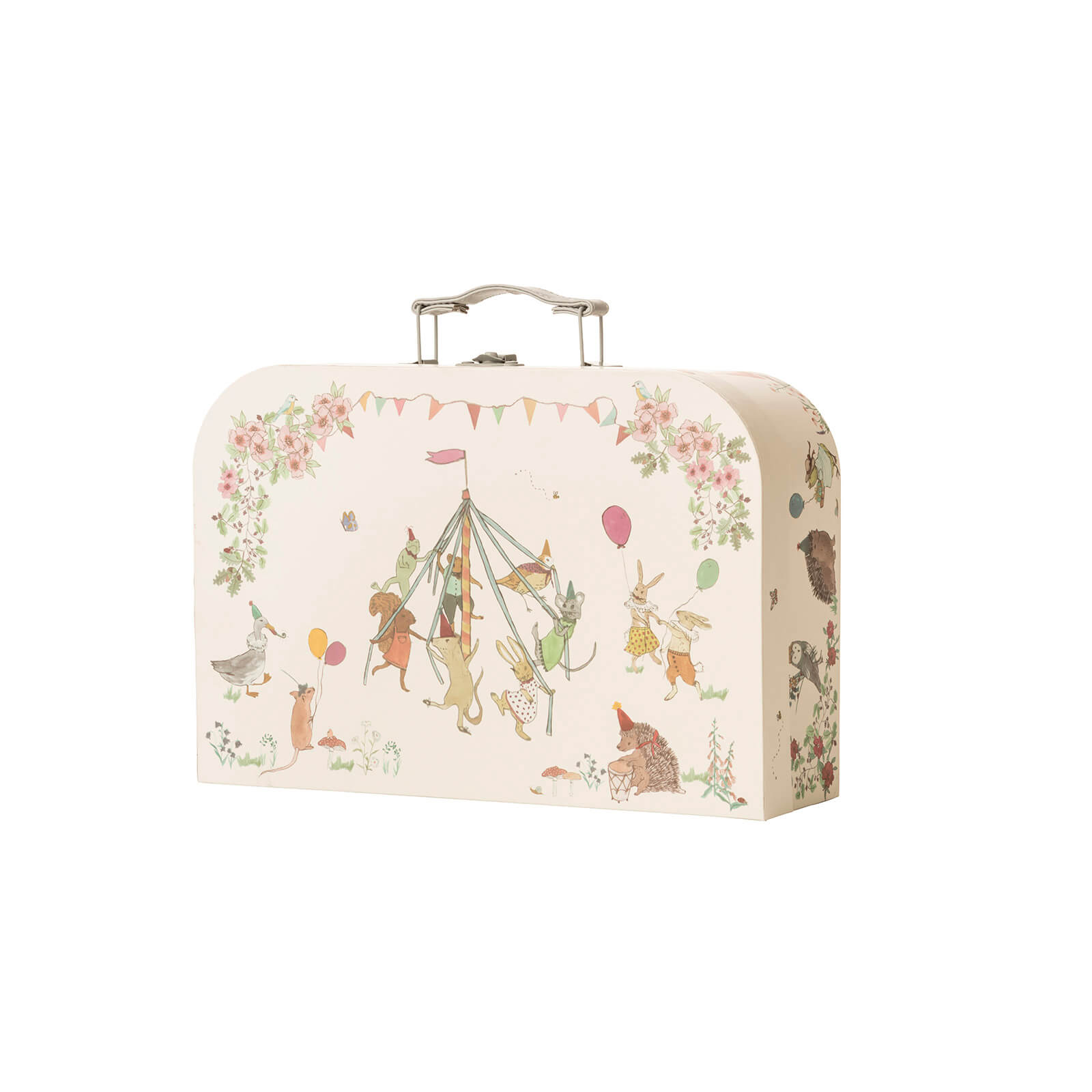 Watch a story about AURELIA LONDON WOODLAND FRIENDS GIFT SUITCASE