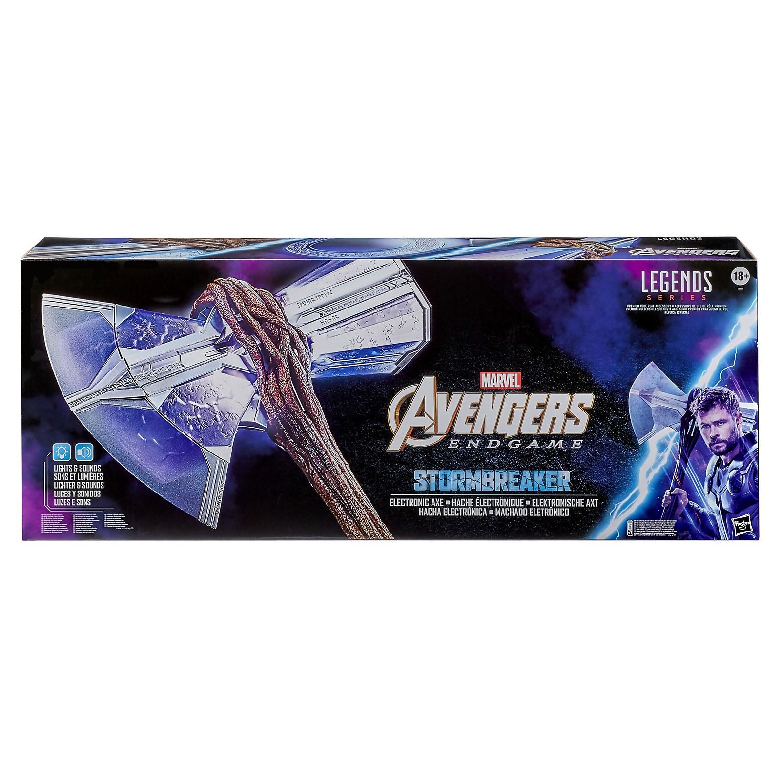 Ascia elettronica Stormbreaker Thor - Hasbro Marvel Avengers: Endgame