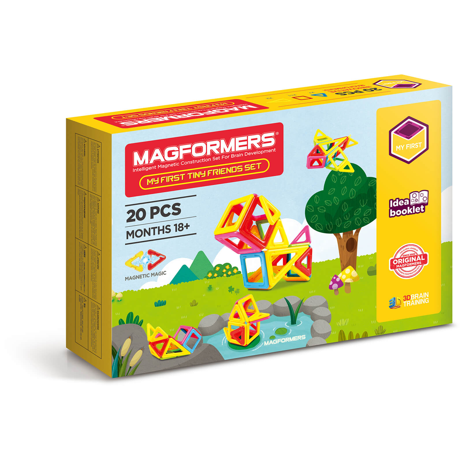 Magformers My first Tiny Friends
