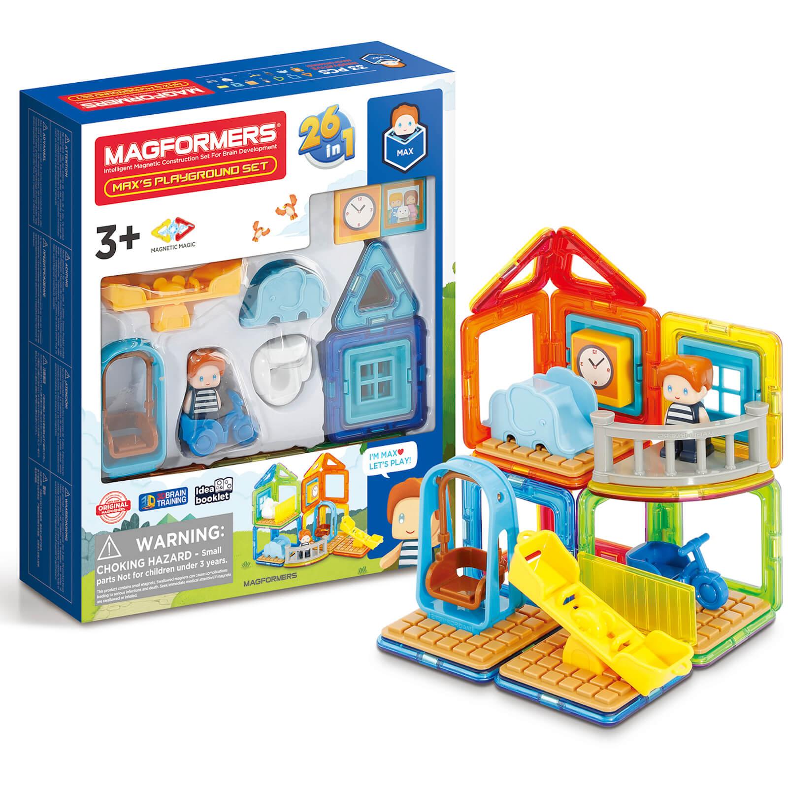 Magformers Maxs Playground