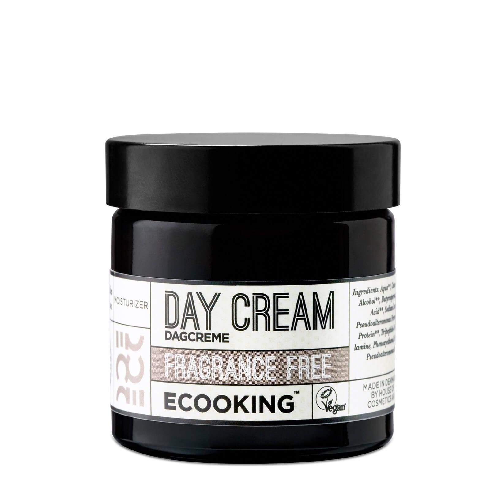 Ecooking Day Cream Fragrance Free 50ml
