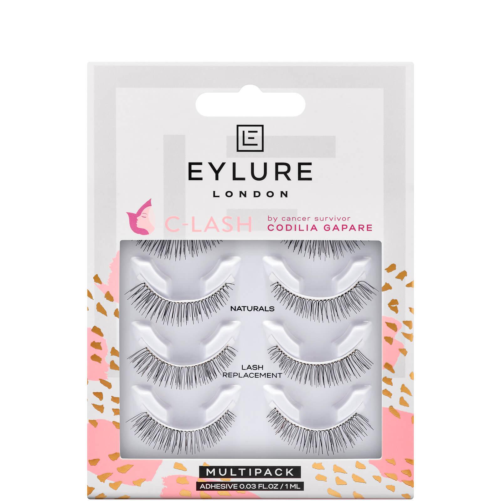 Eylure C-Lash Naturals Multipack